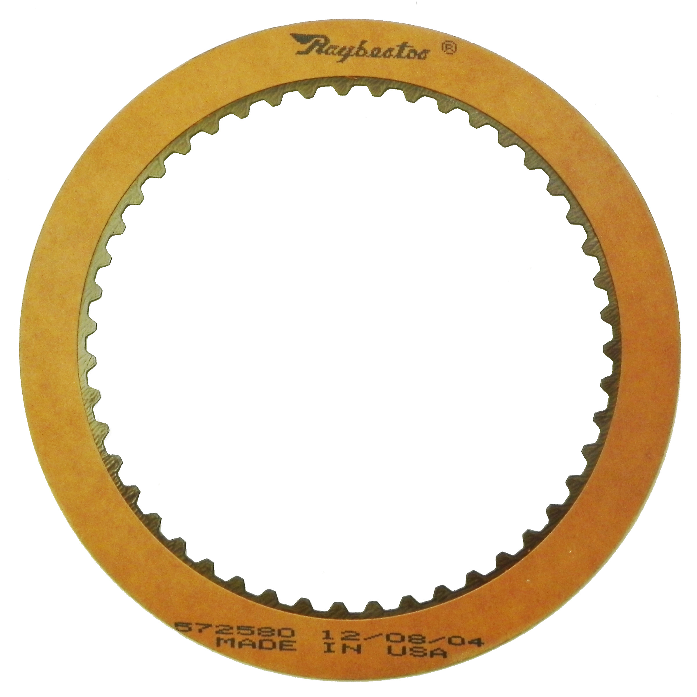 A440F, A442F OE Replacement Friction Clutch Plate