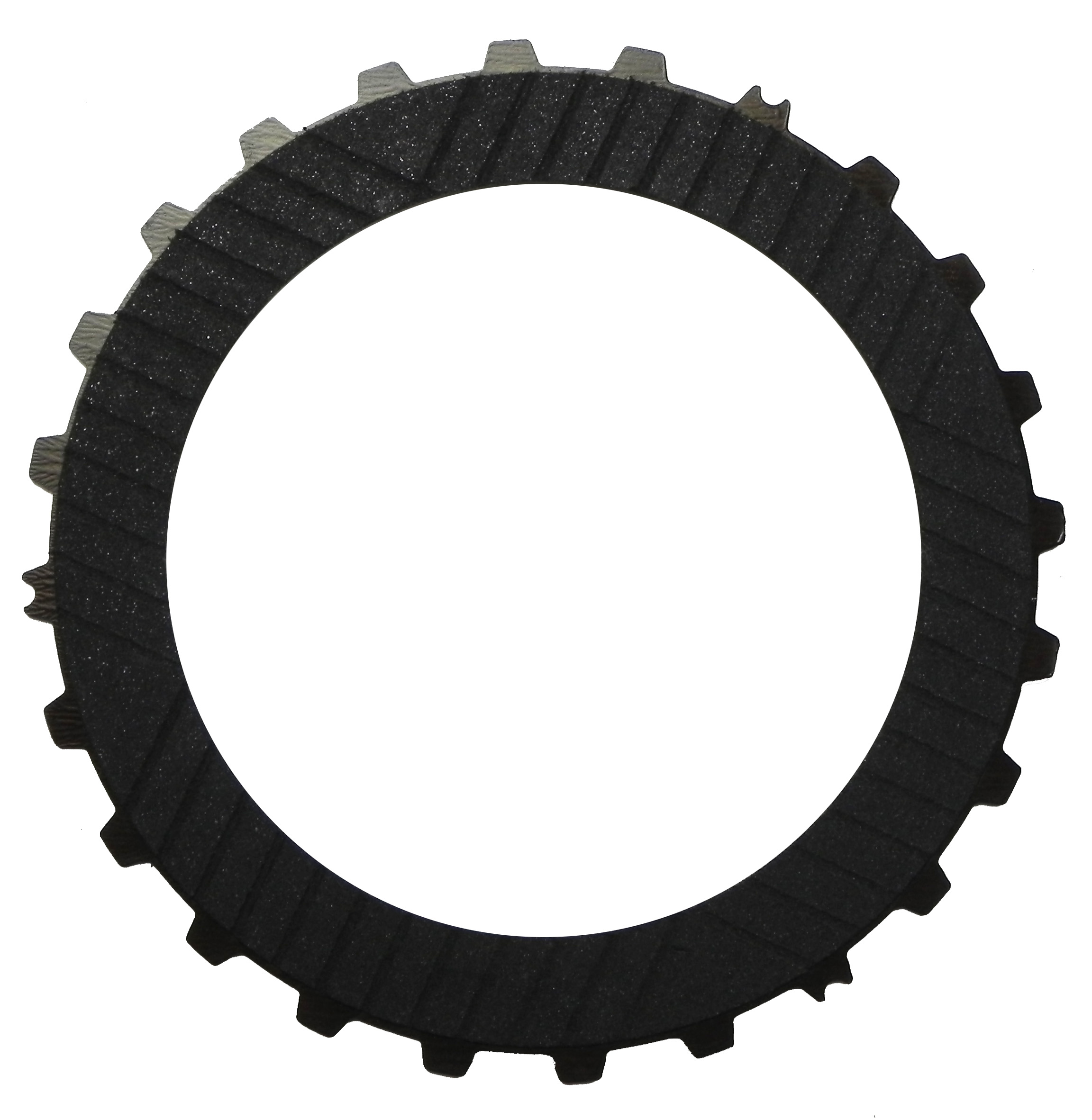 R572635 | 1997-2006 Friction Clutch Plate High Energy K3 Clutch Single Sided, OD Spline High Energy