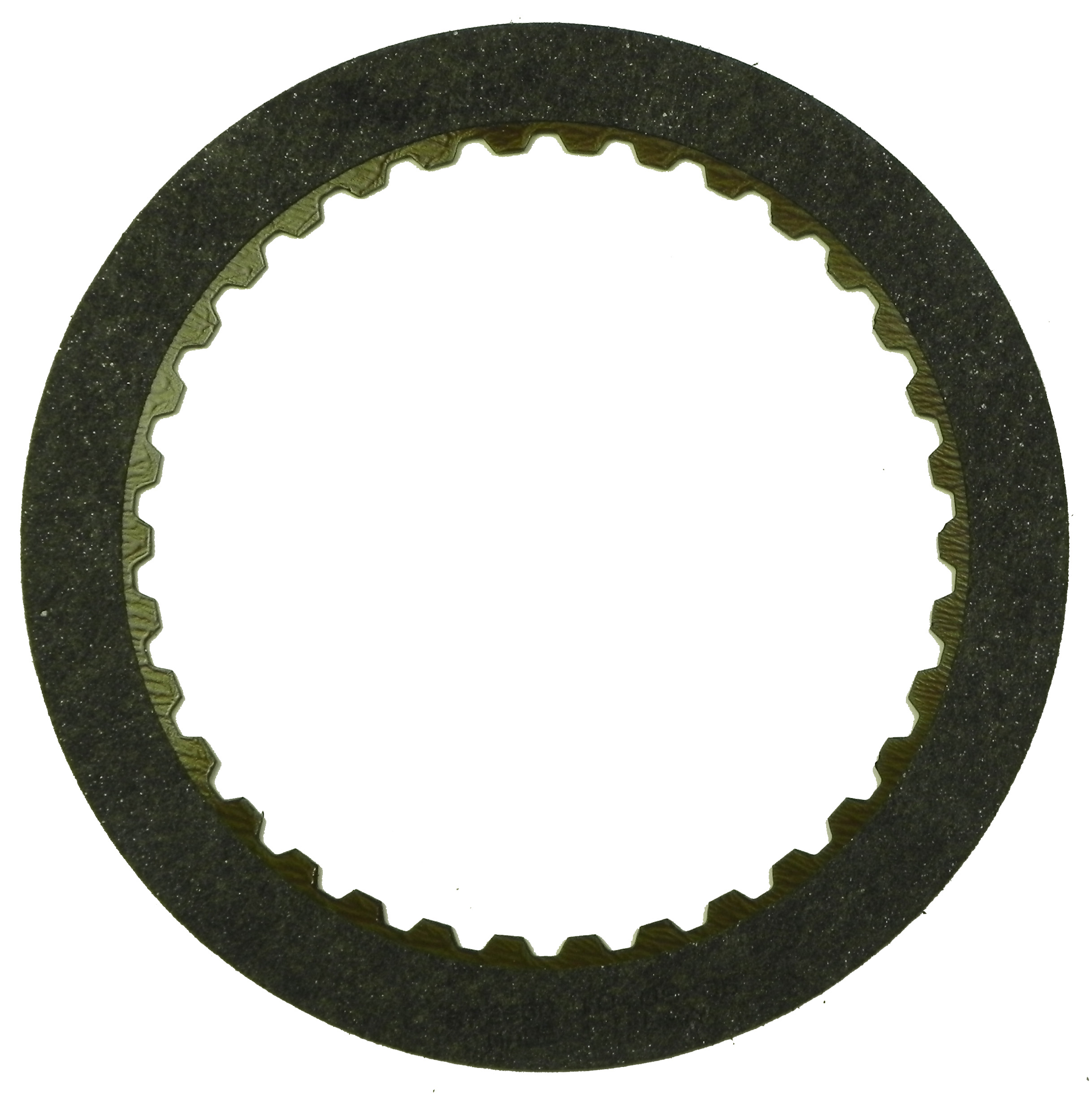 R572650 | 1999-2007 Friction Clutch Plate High Energy C2 Direct, C3 (LM) Underdrive High Energy