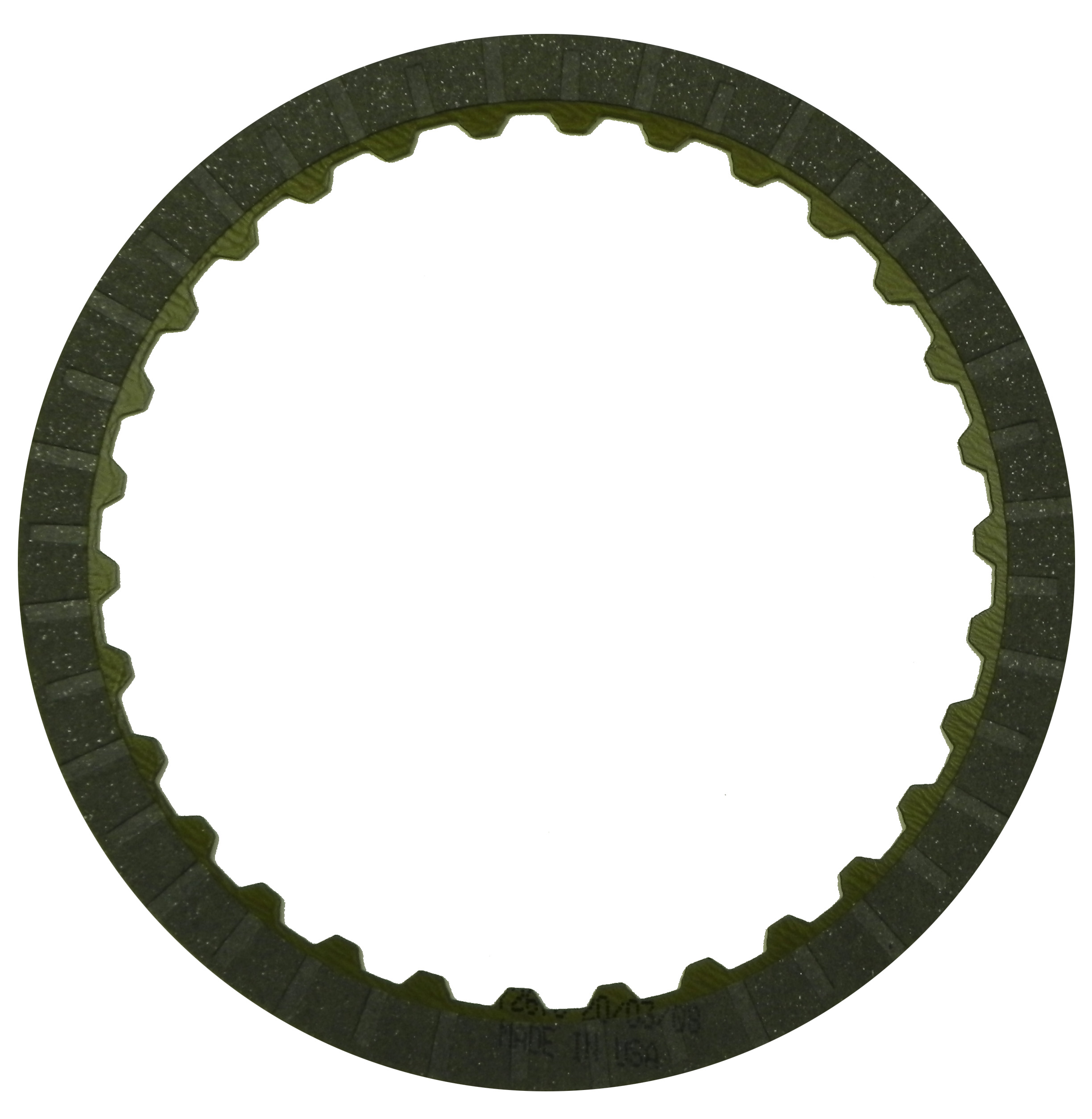 R572670 | 2004-ON Friction Clutch Plate High Energy C1 Forward High Energy