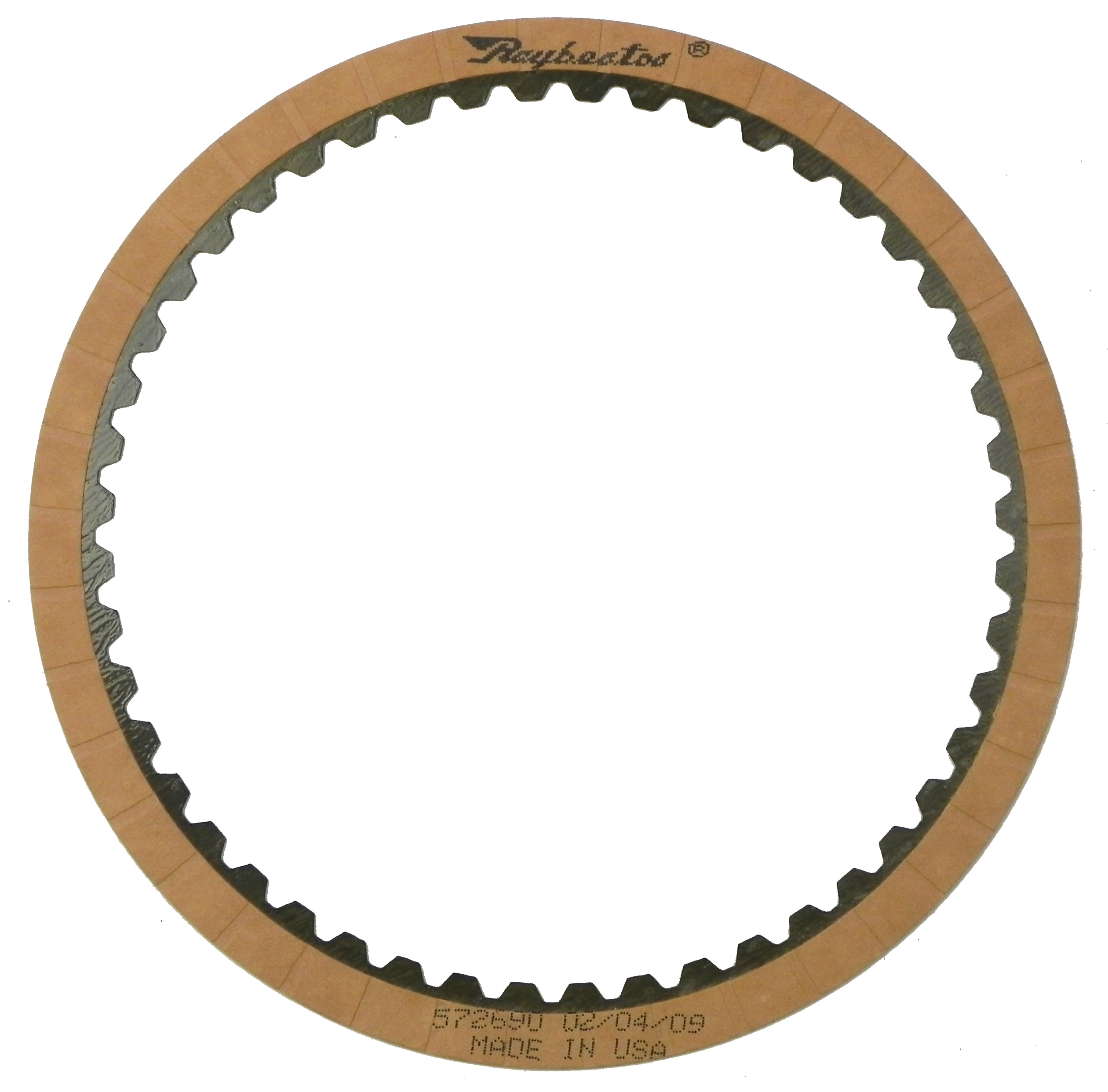 R572690 | 2004-ON Friction Clutch Plate OE Replacement B3 Low, Reverse Brake