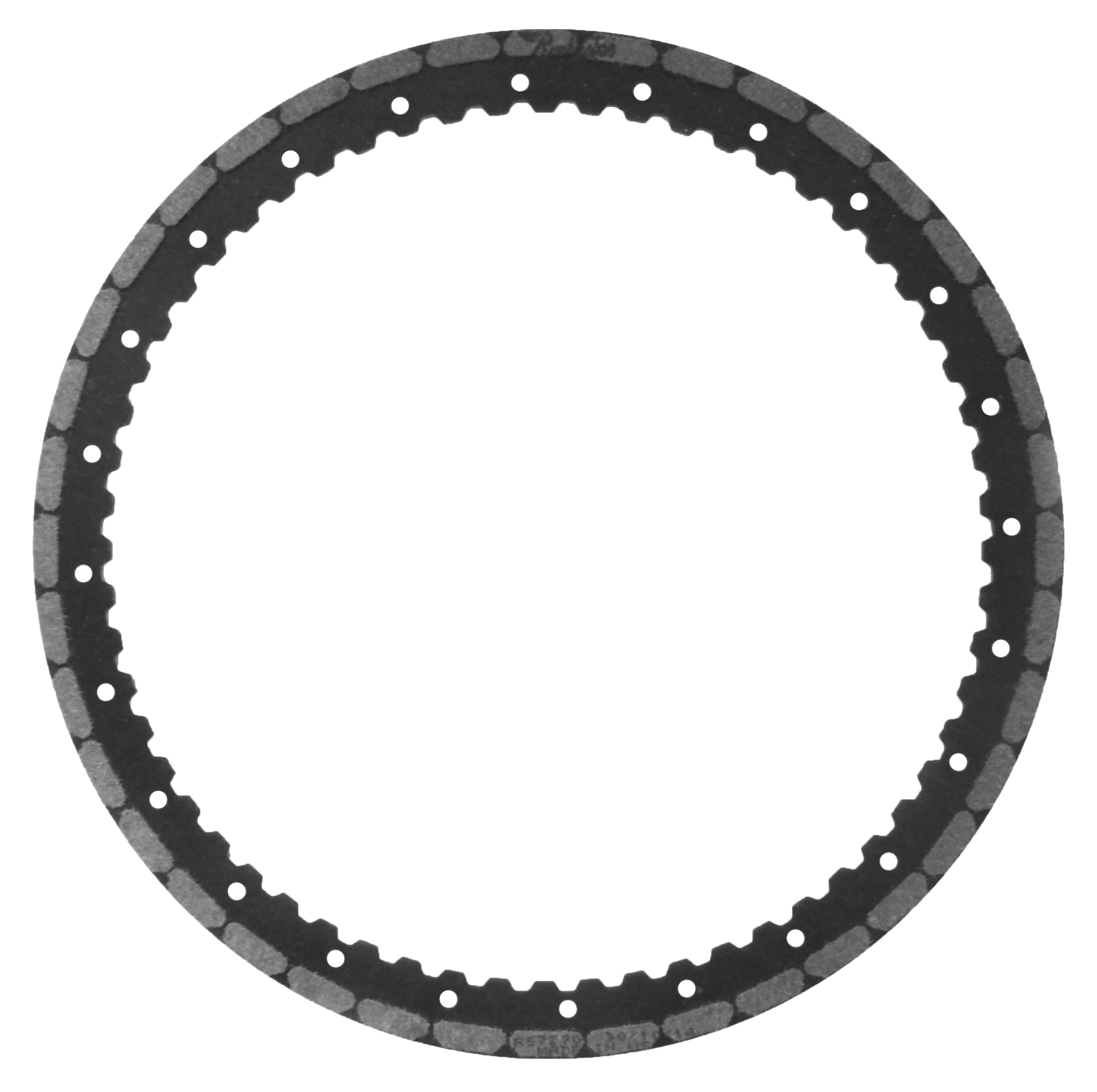 R572701 | 2001-ON Friction Clutch Plate High Energy B2 Low, Reverse (Segmented) High Energy