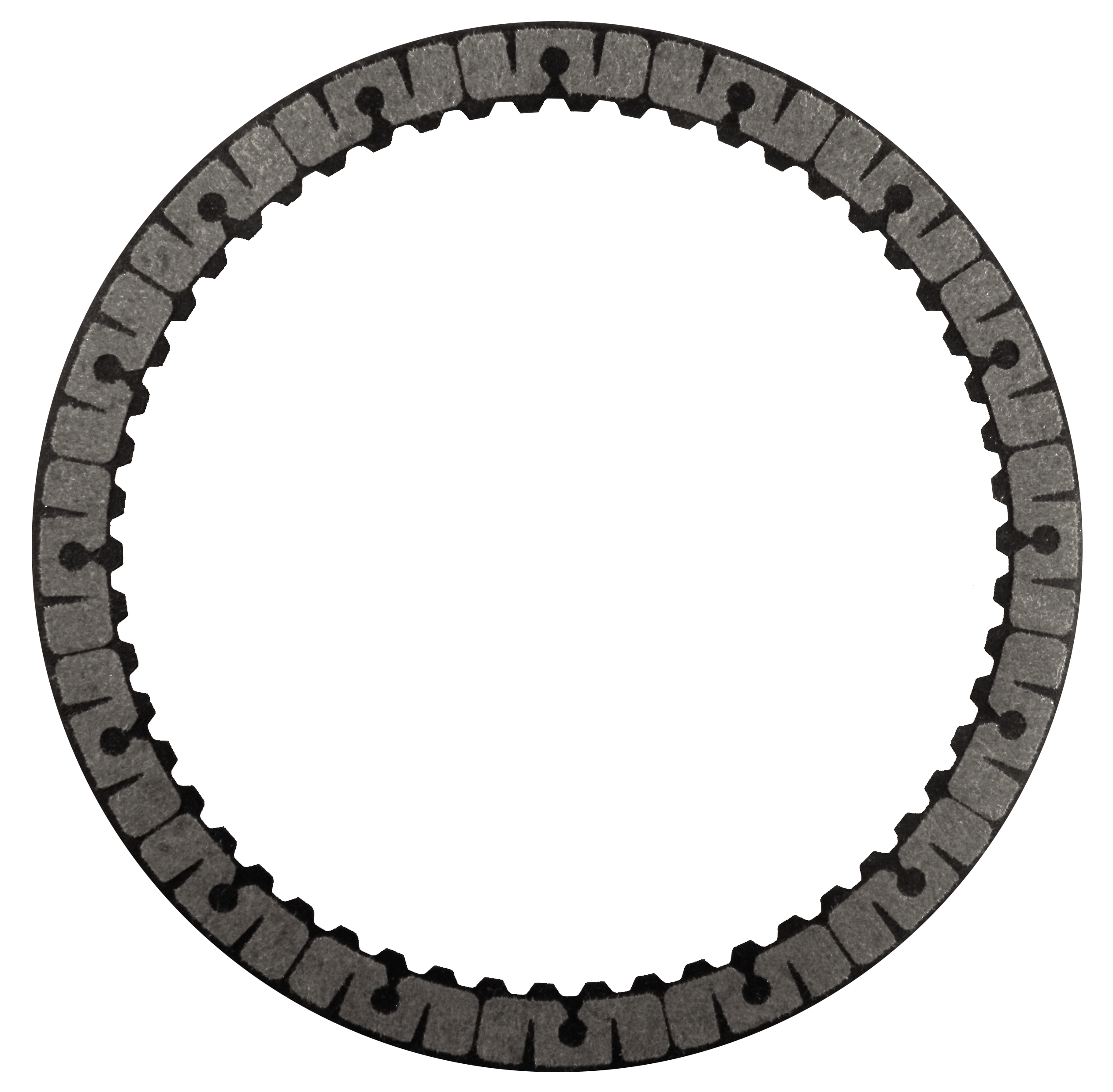 R572716 | 2001-ON Friction Clutch Plate High Energy C3 3, 5 Reverse (Segmented) High Energy