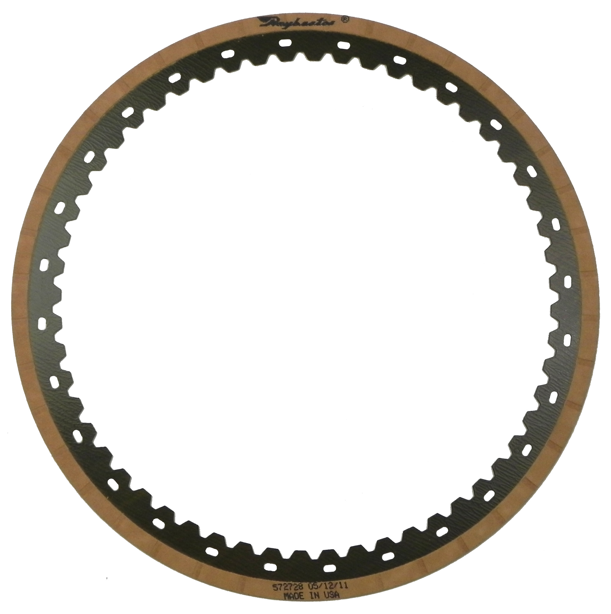 09G / TF60SN, 09K, 09M OE Replacement Friction Clutch Plate
