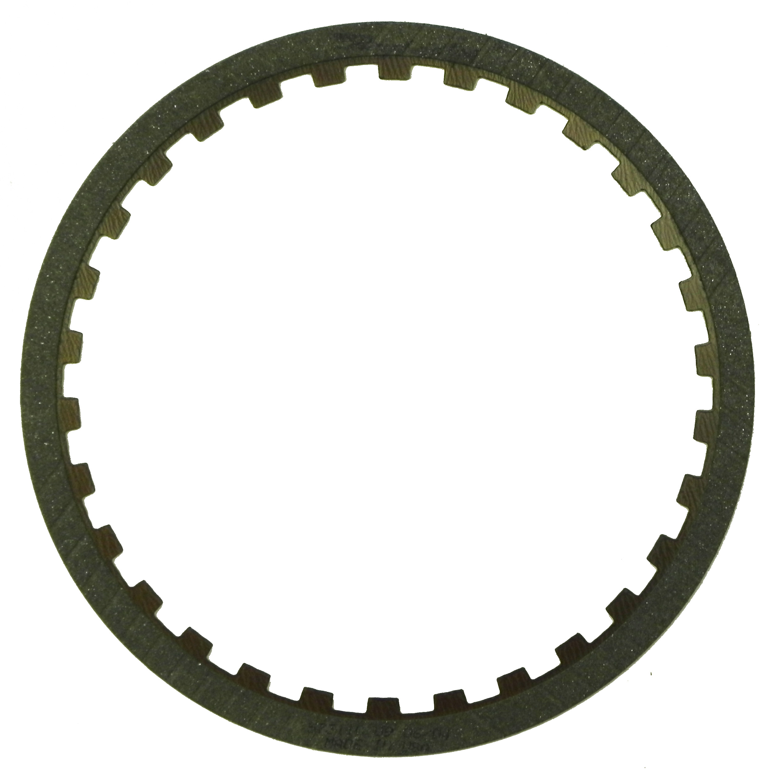 JR405E, RC4A-EL High Energy Friction Clutch Plate