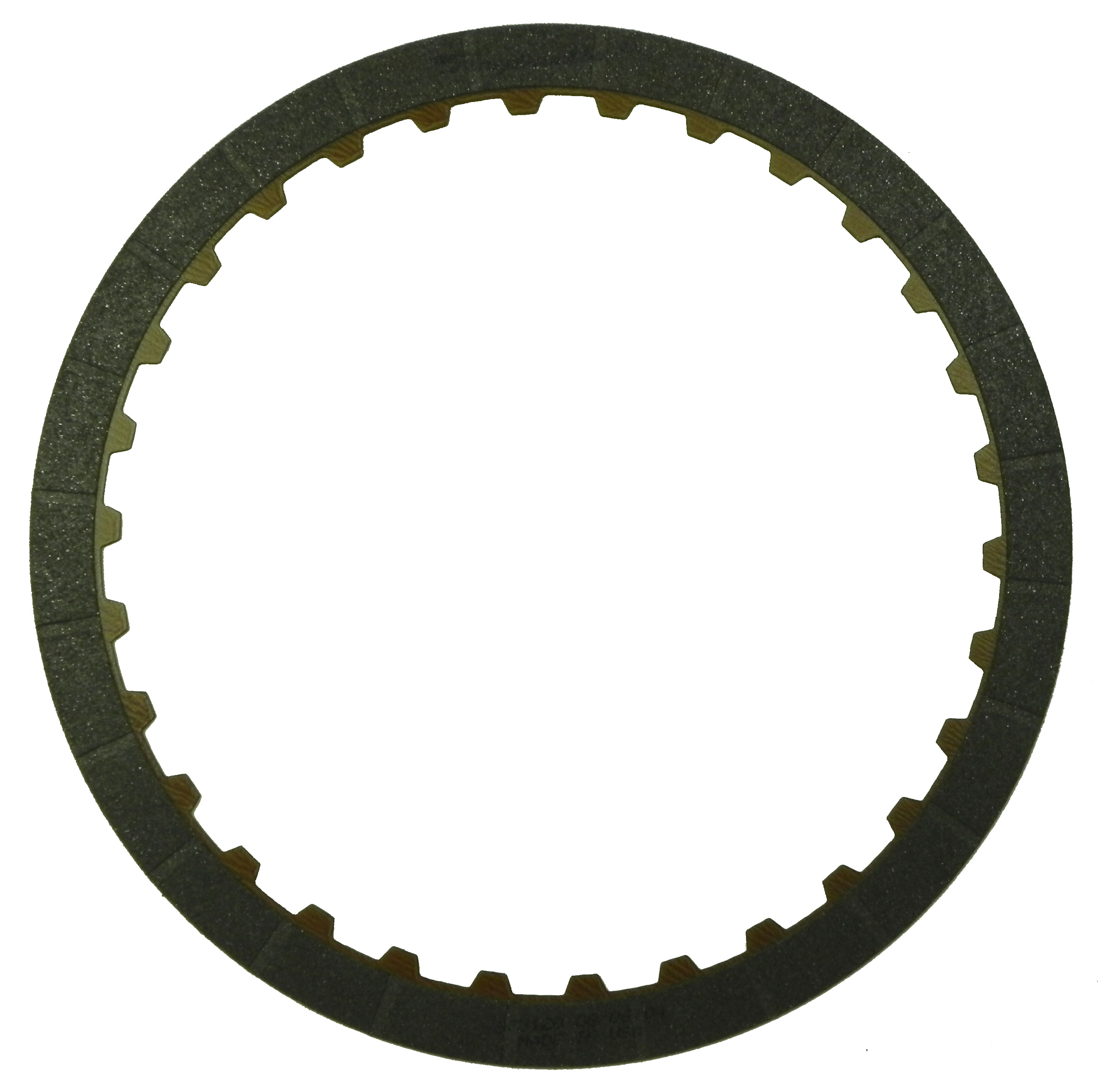 R573120 | 2002-2009 Friction Clutch Plate High Energy 2nd, 4th High Energy
