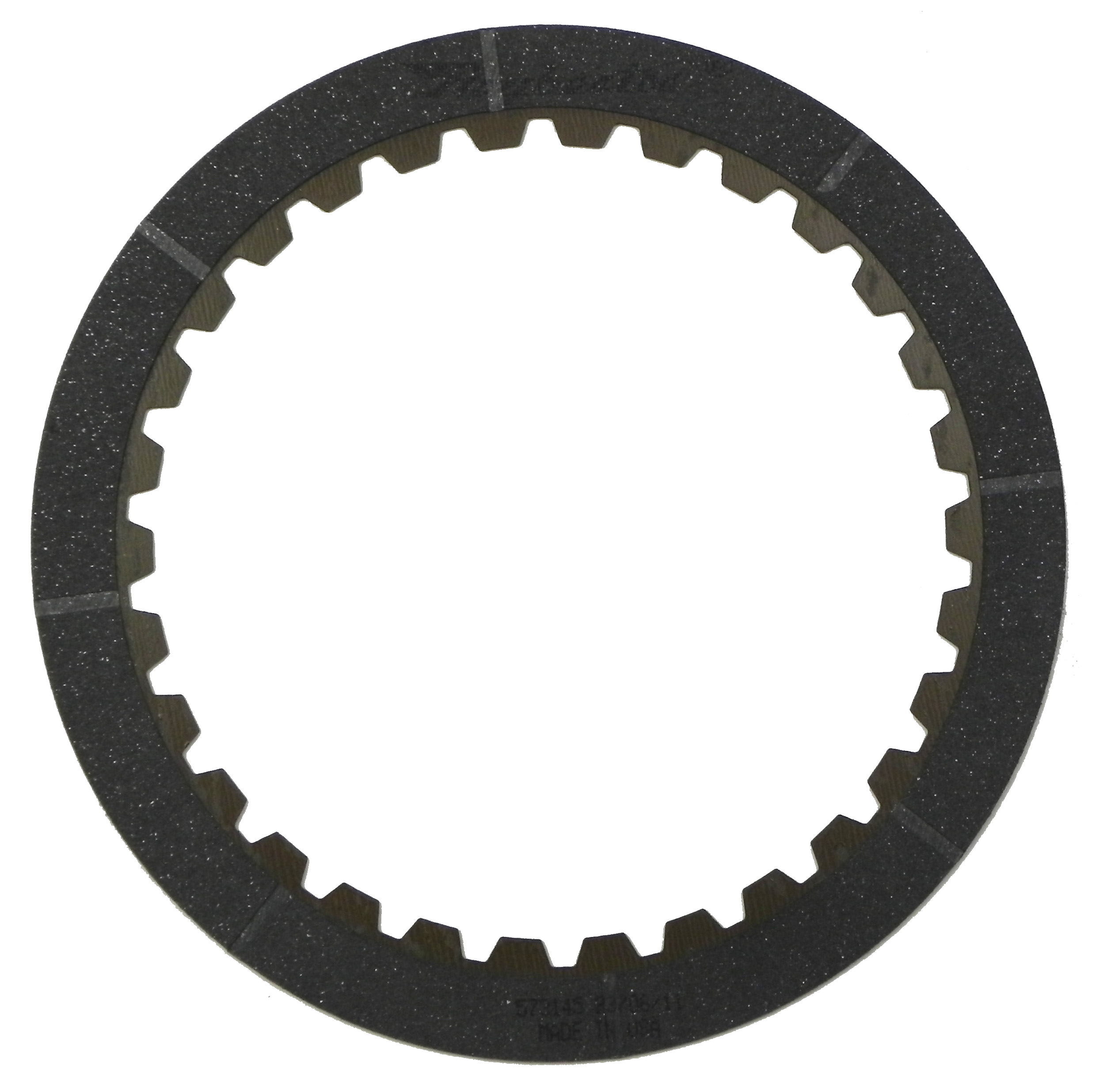 R573145 | 2002-2009 Friction Clutch Plate High Energy High Clutch High Energy