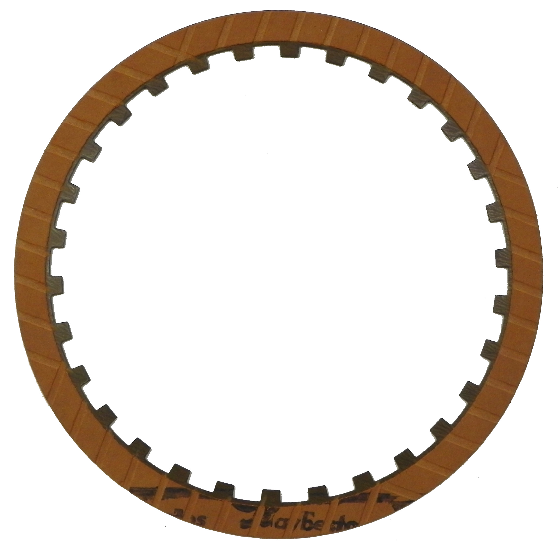 R573550 | 1984-1985 Friction Clutch Plate OE Replacement High (Square Spline)