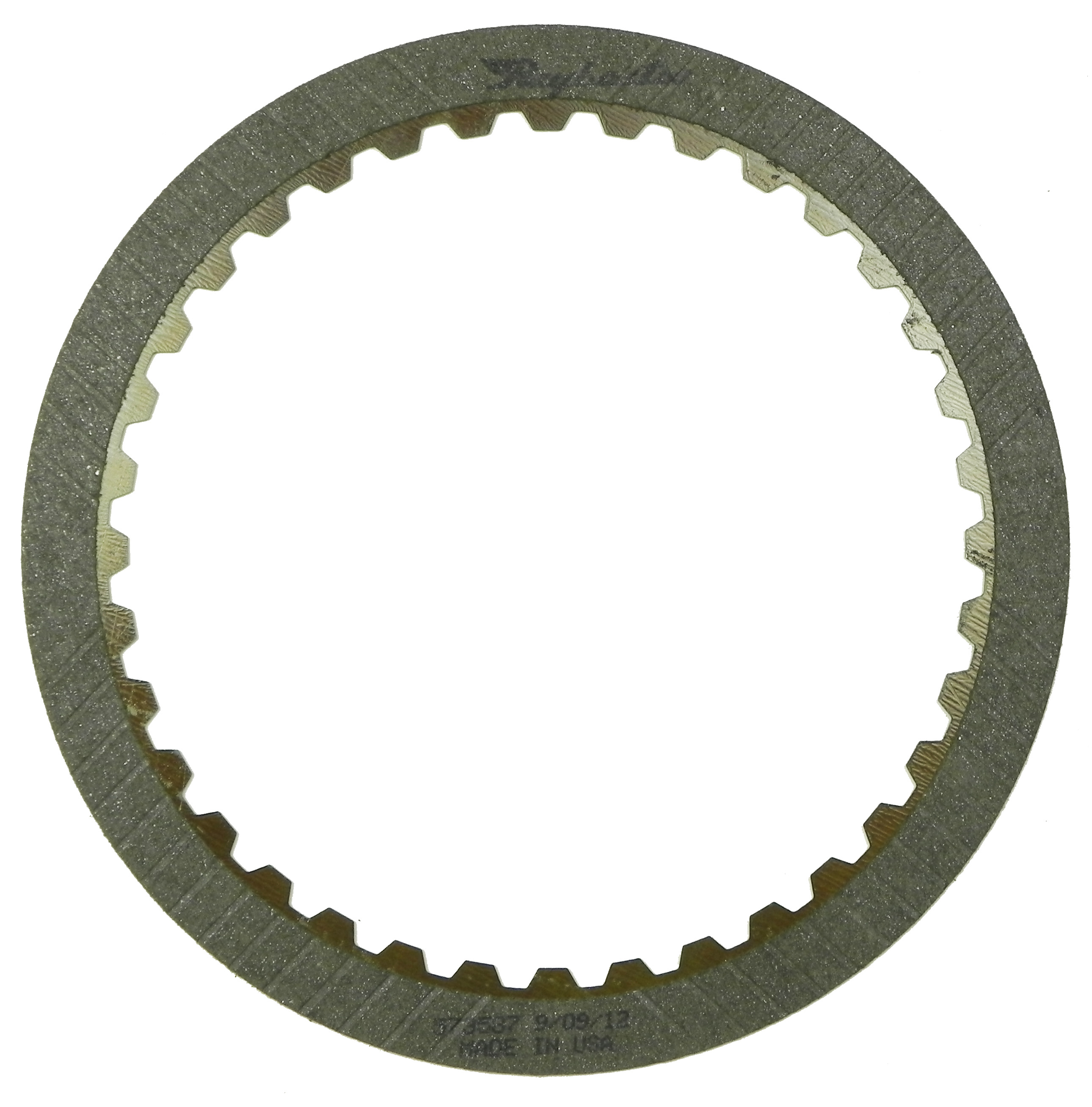 R573587 | 2008-ON Friction Clutch Plate High Energy Low Brake High Energy