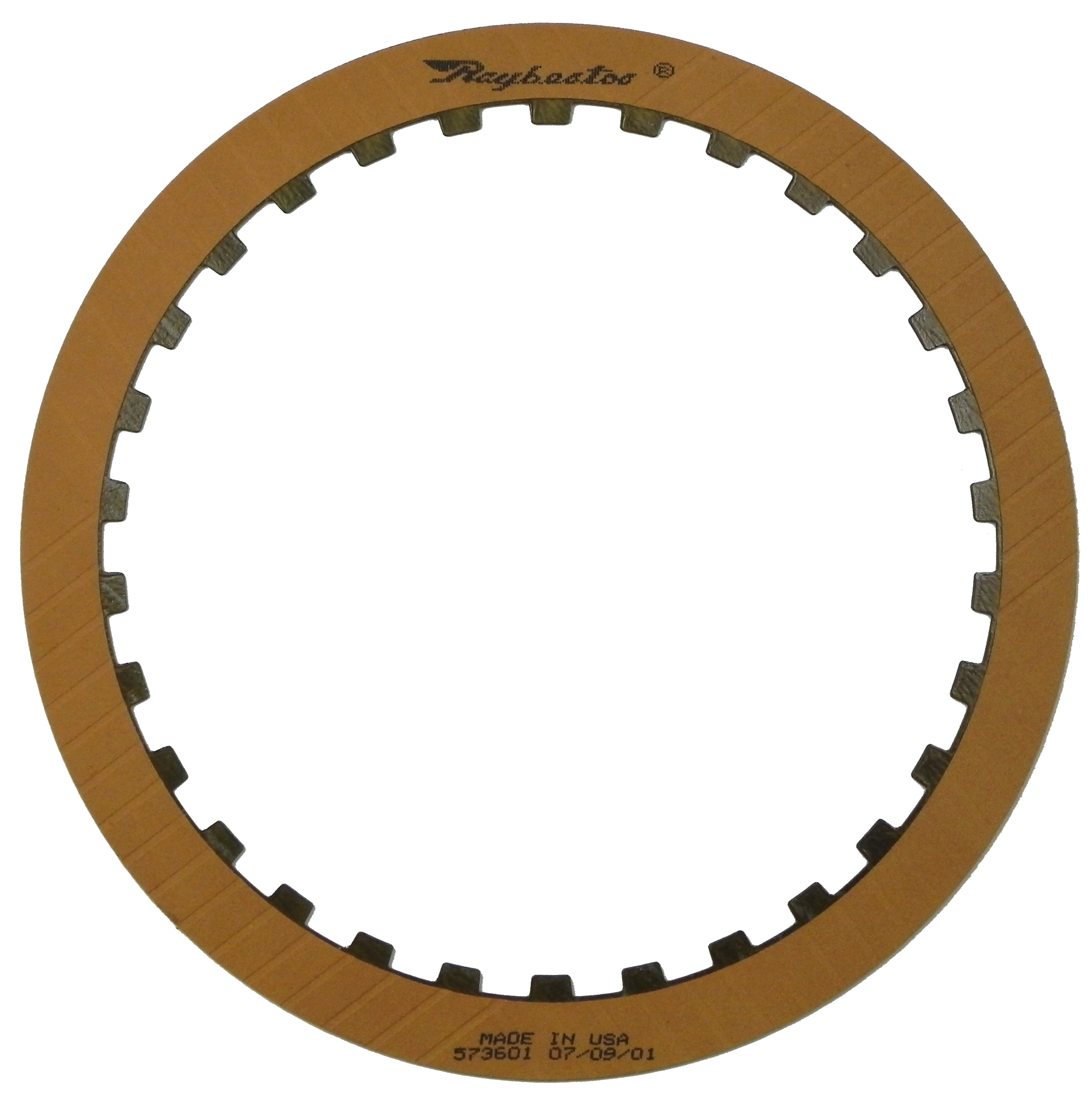 R573601 | 1985-ON Friction Clutch Plate OE Replacement Low