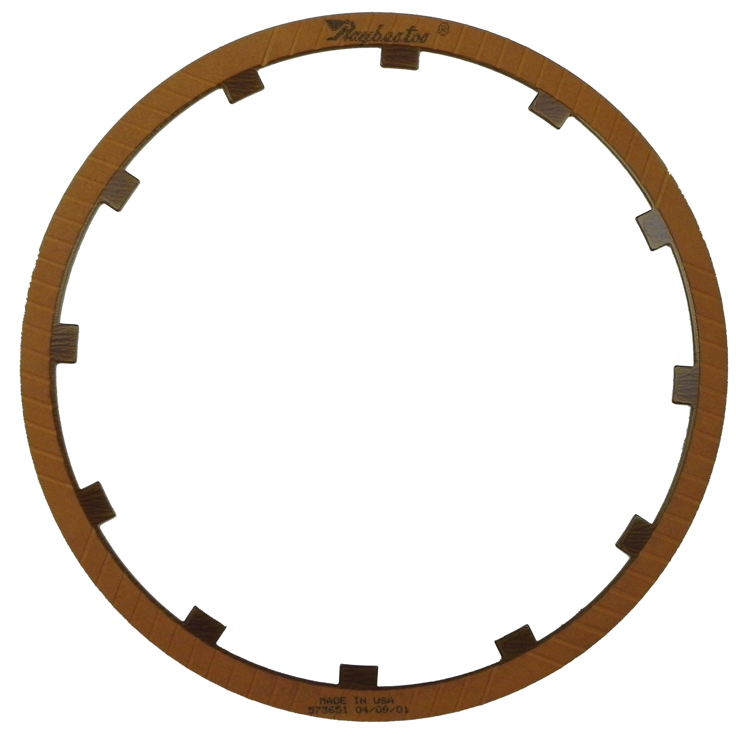 R573651 | 1985-ON Friction Clutch Plate OE Replacement Low, Reverse