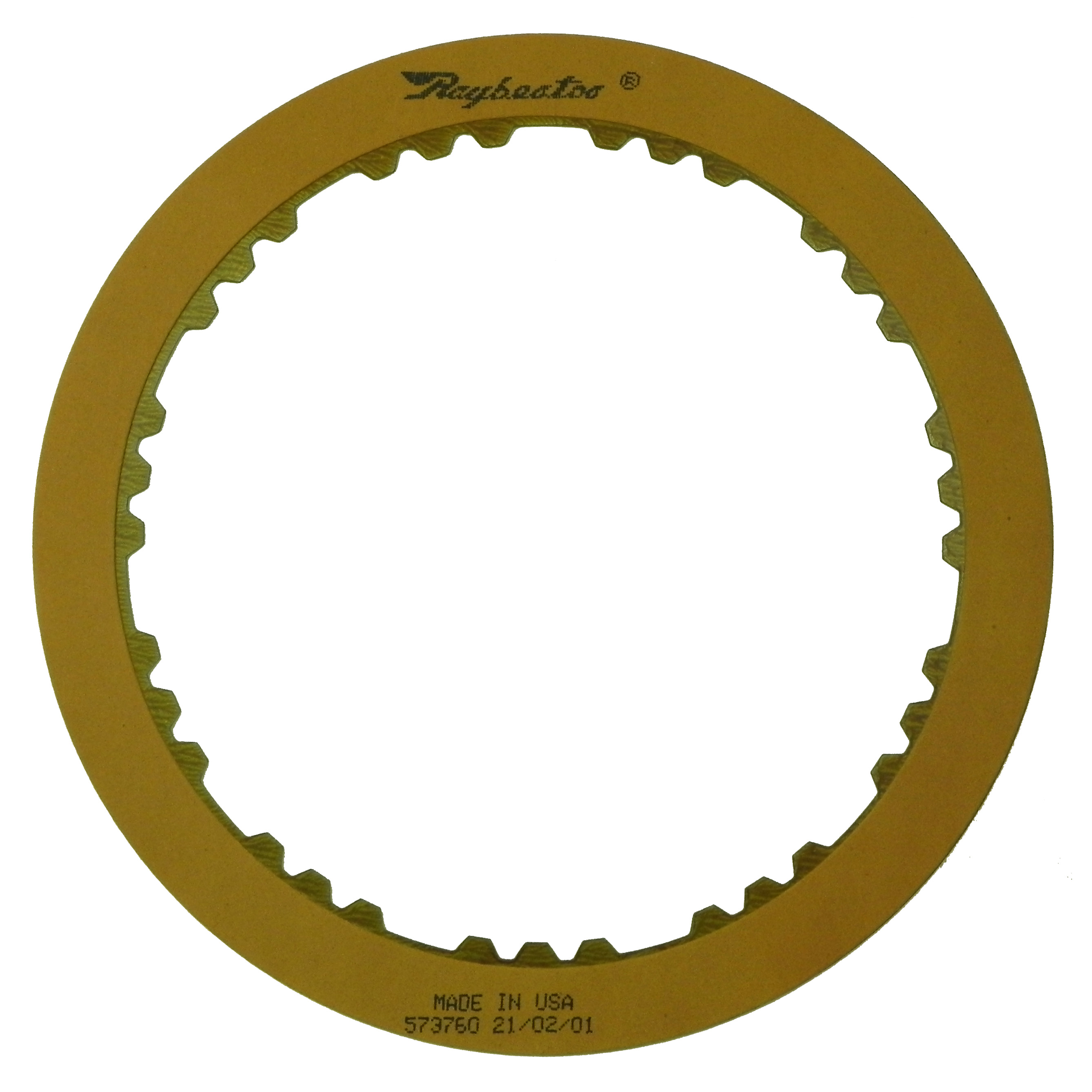 A40/41/43, A40D, A42D/DL, A43D/DE/DL, A44DE/DL, A45DF/DL, AW55/70/71, KM148, 03-72LE OE Replacement Friction Clutch Plate