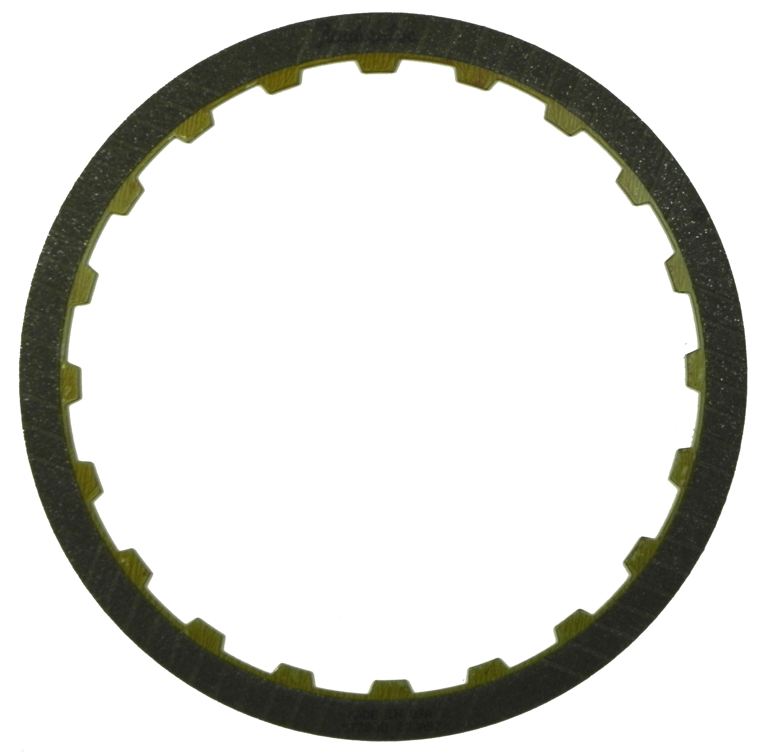 R573800 | 1989-2002 Friction Clutch Plate Graphitic Overrun Graphitic RE4R03A