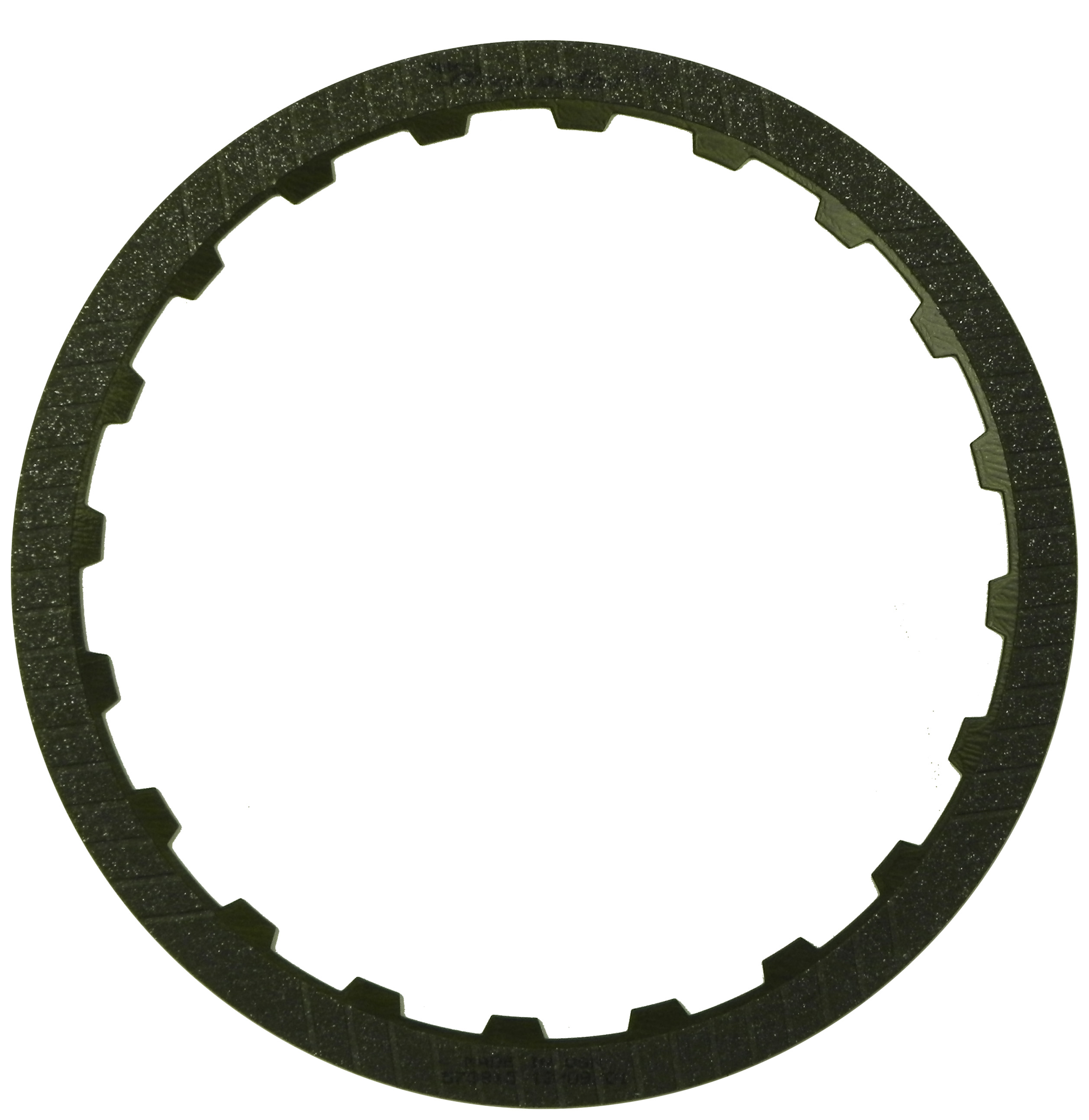 R573815 | 1988-1998 Friction Clutch Plate Graphitic Overrun Graphitic RG4R01A, JR403E