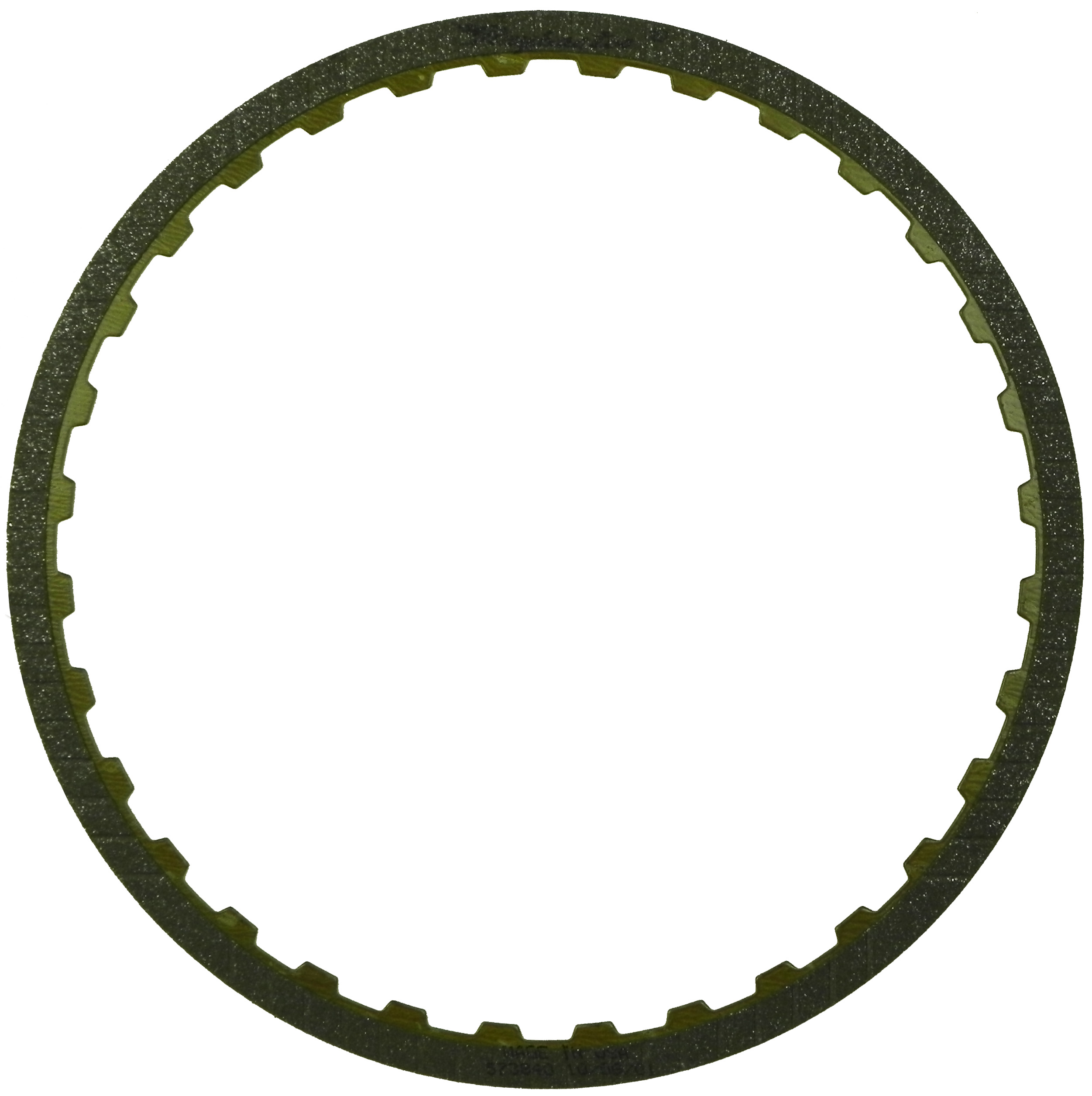 JF506E, 5F31, 5F31J, 09A, AG5, RE5F01A OE Replacement Friction Clutch Plate