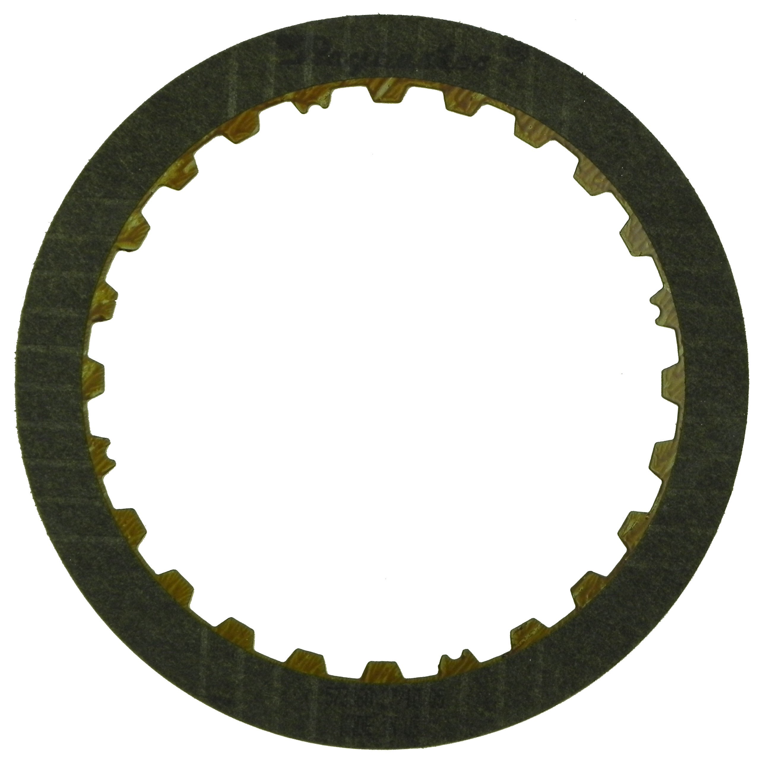 LJ4A-EL High Energy Friction Clutch Plate