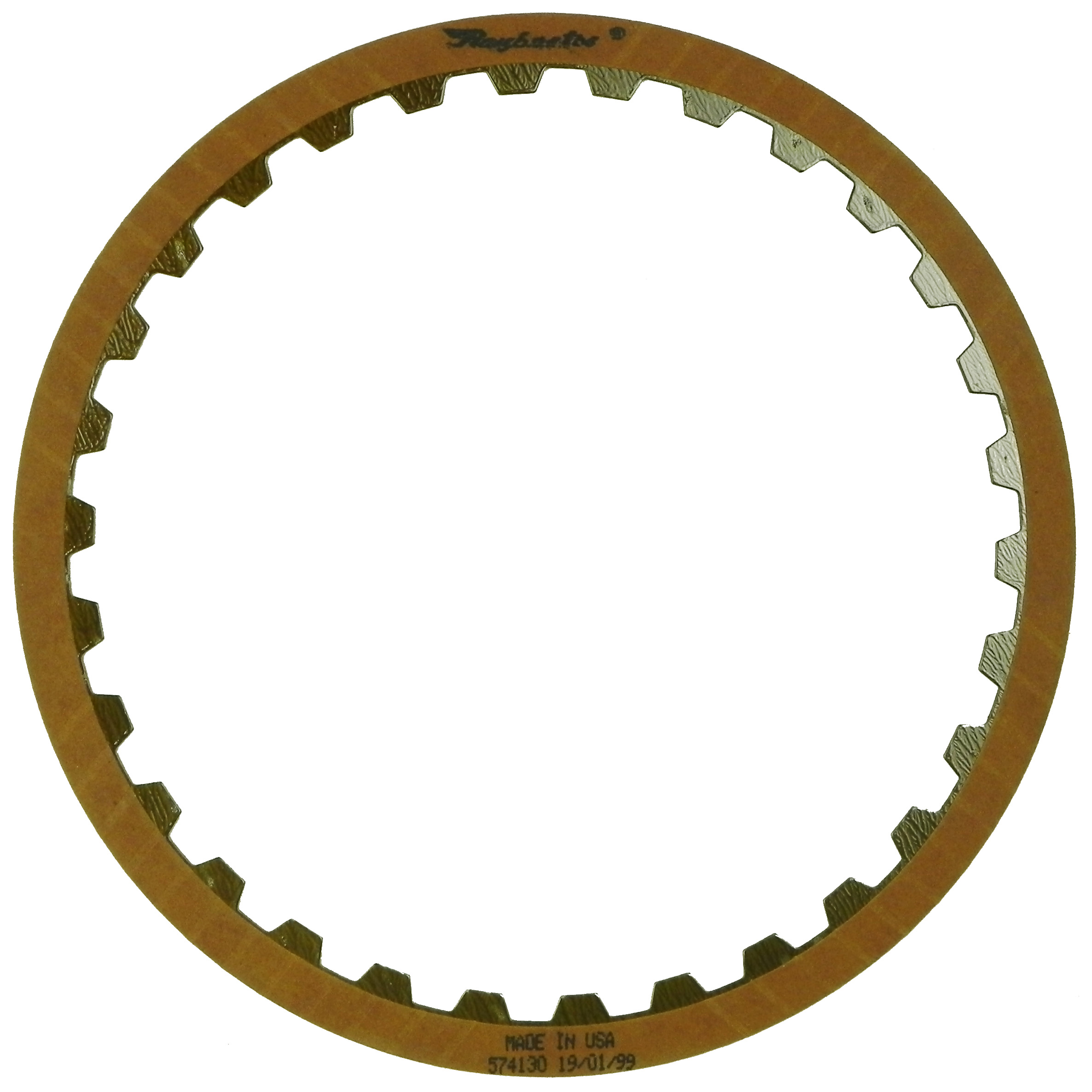 R574130 | 1995-2004 Friction Clutch Plate OE Replacement F (Overdrive/5th), G (Overrun/5th) Clutch