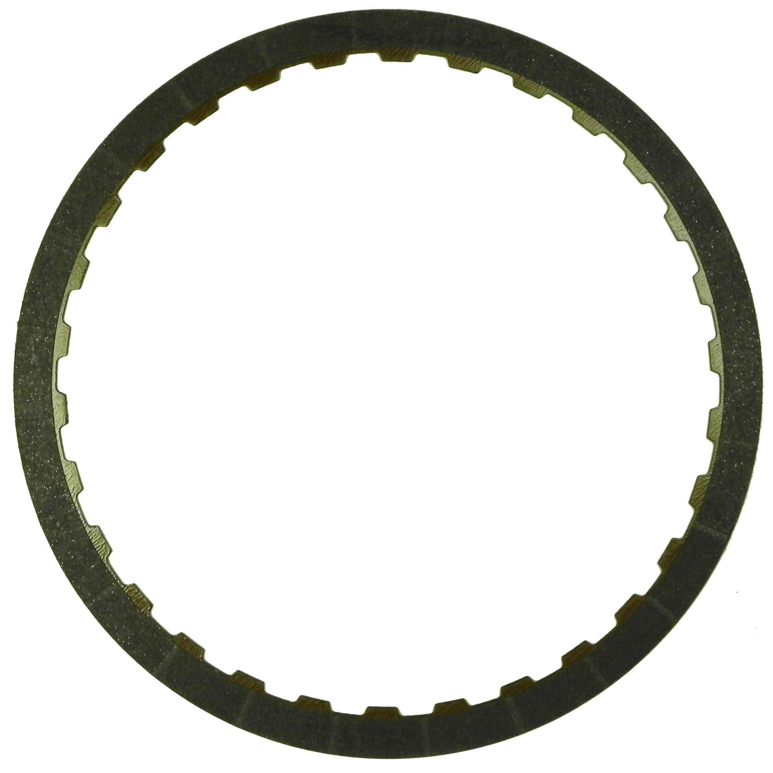 R574210 | 1992-2003 Friction Clutch Plate High Energy B (Direct/Reverse), C (Intermediate/Overrun), D (Low/Reverse) (Waved) High Energy