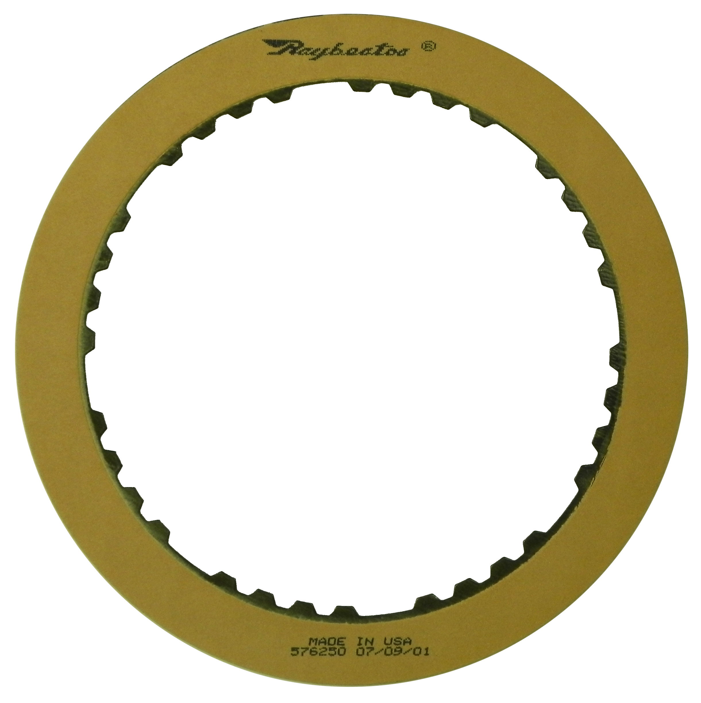 R576250 | 1985-ON Friction Clutch Plate OE Replacement Intermediate