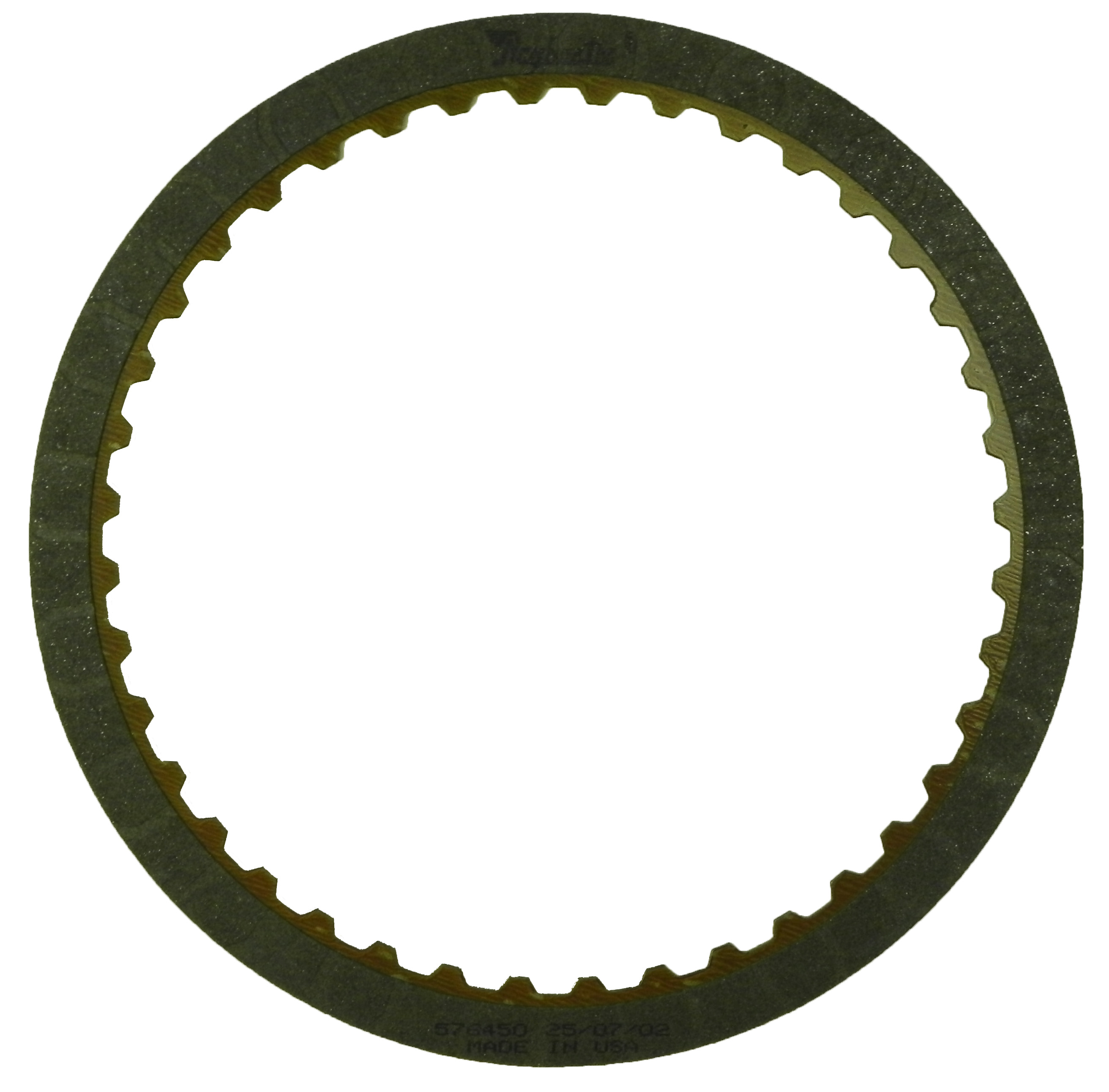 R576450   1998-ON Friction Clutch Plate High Energy Low, Reverse High Energy