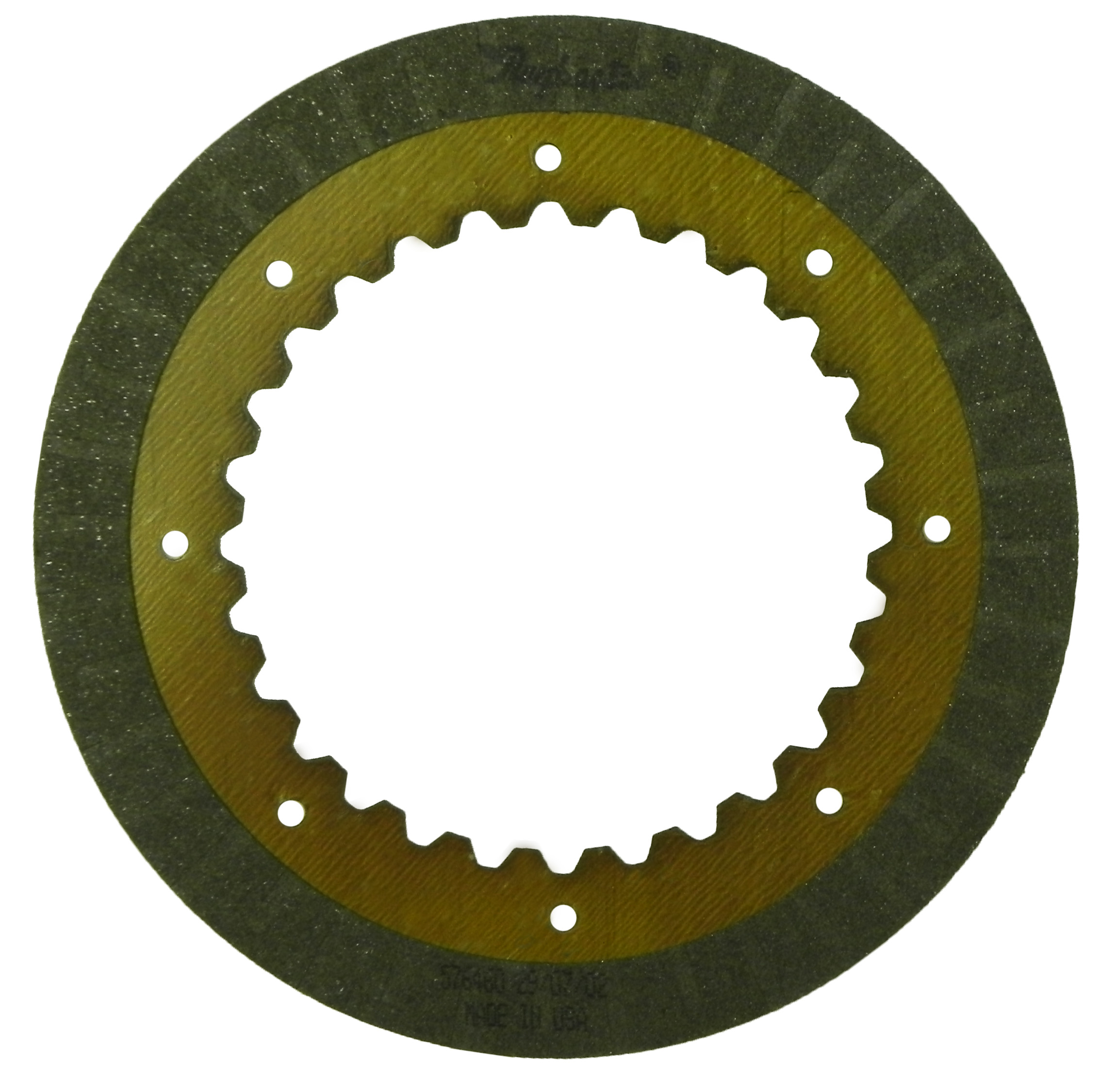 R576460 | 2001-ON Friction Clutch Plate High Energy Underdrive, 2nd High Energy