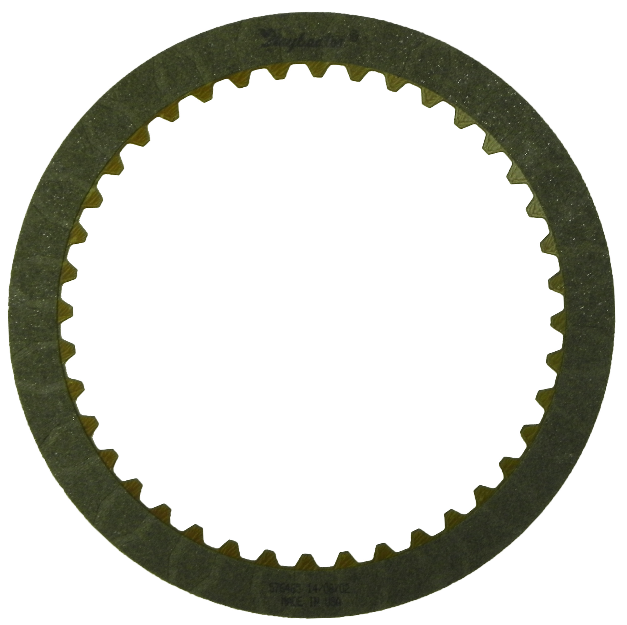 R576465   2001-ON Friction Clutch Plate High Energy Forward High Energy
