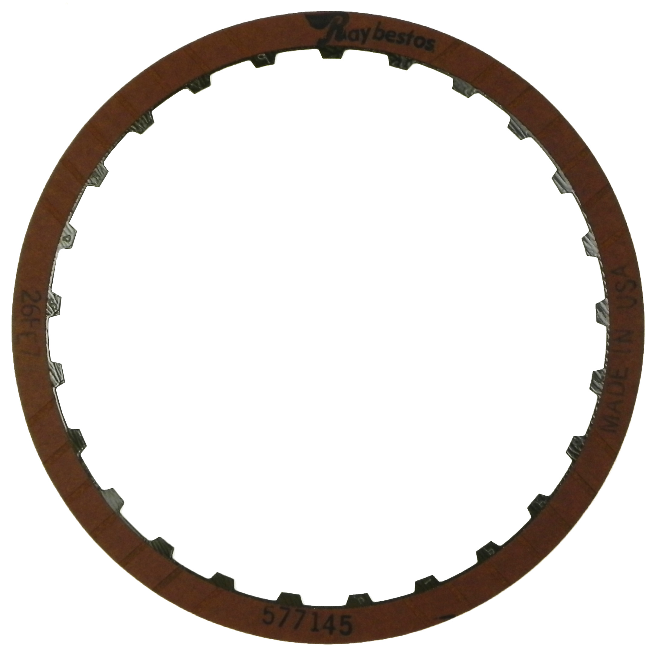 POWERGLIDE High Static Friction Clutch Plate