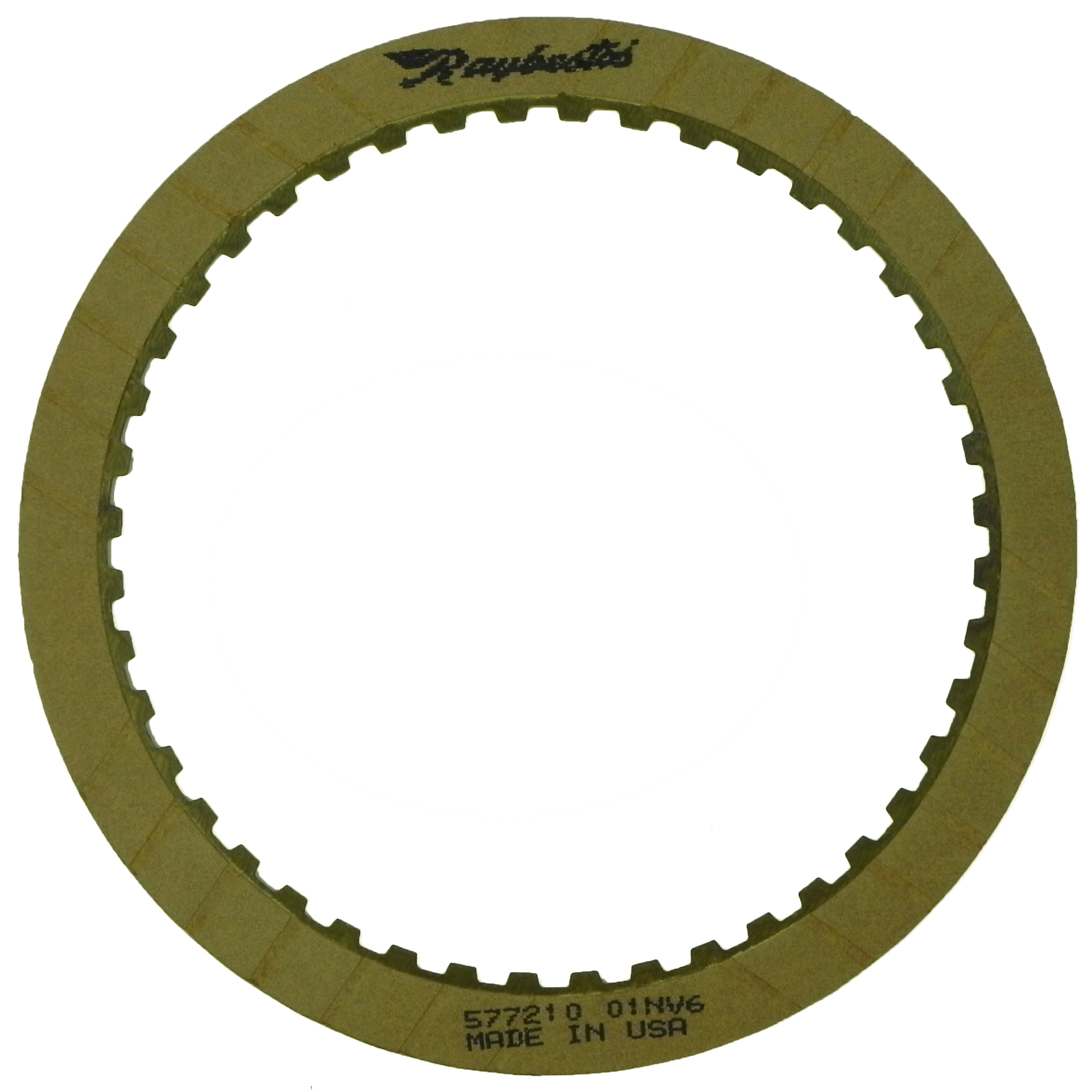 R577210 | 1976-1990 Friction Clutch Plate High Static Low, Reverse, GEN 2 Race Product, High Static