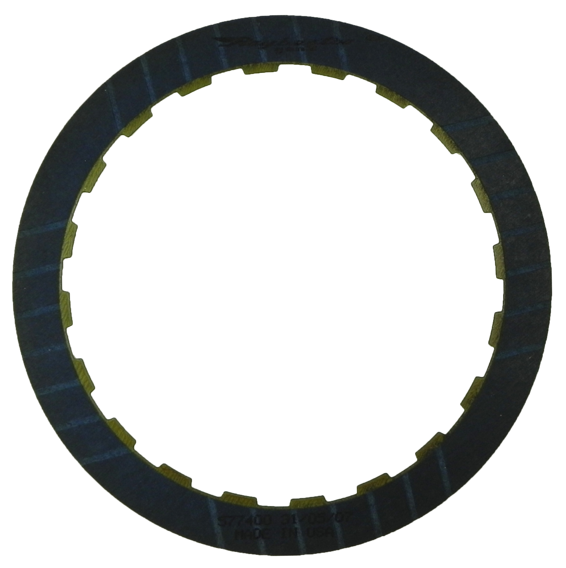R577400 | 1969-1986 Friction Clutch Plate GEN 2, Blue Plate Special Forward, Direct GEN 2, Race Product