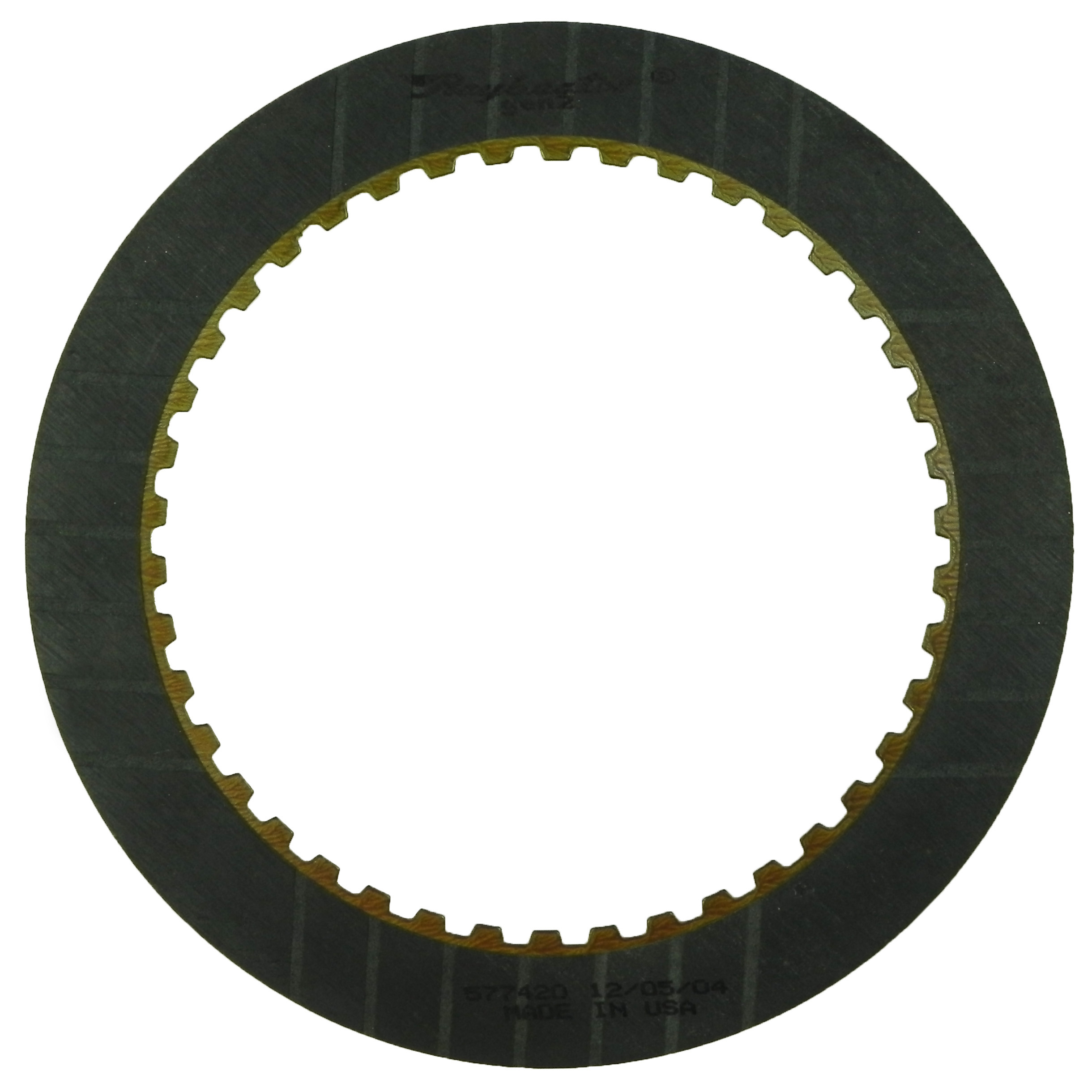 R577420 | 1964-1990 Friction Clutch Plate GEN 2, Blue Plate Special Forward, Direct, GEN 2, Race Product