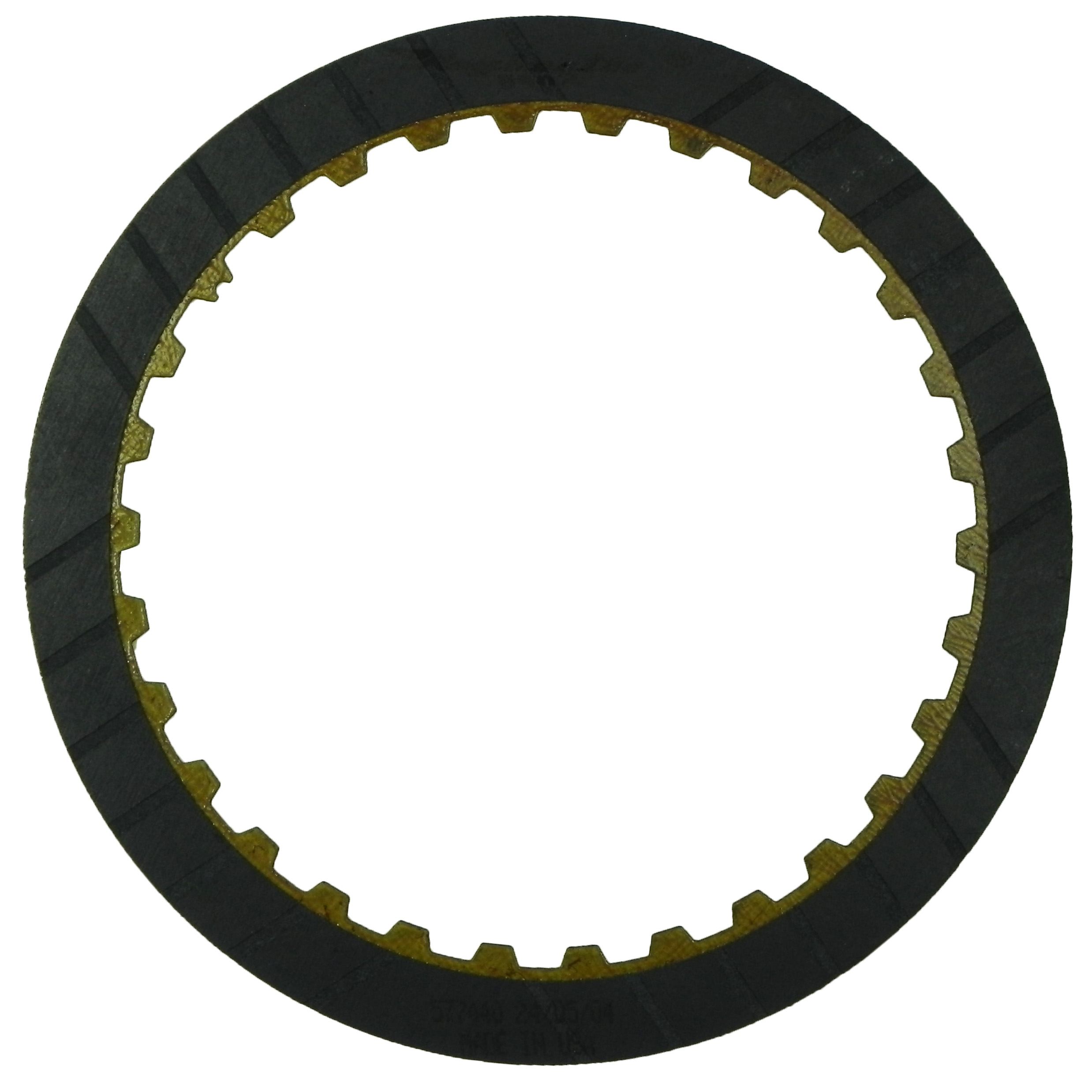 "R577440 | 1976-1990 Friction Clutch Plate GEN 2, Blue Plate Special Forward, Direct GEN 2, Race Product (.080"")"