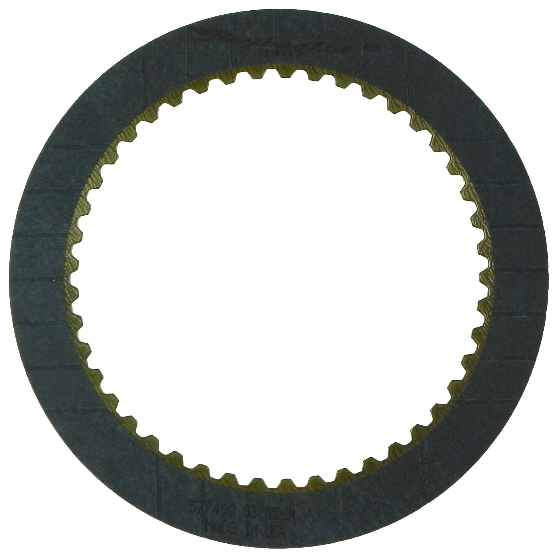R577490 | 1988-2004 Friction Clutch Plate GEN 2, Blue Plate Special Forward GEN 2