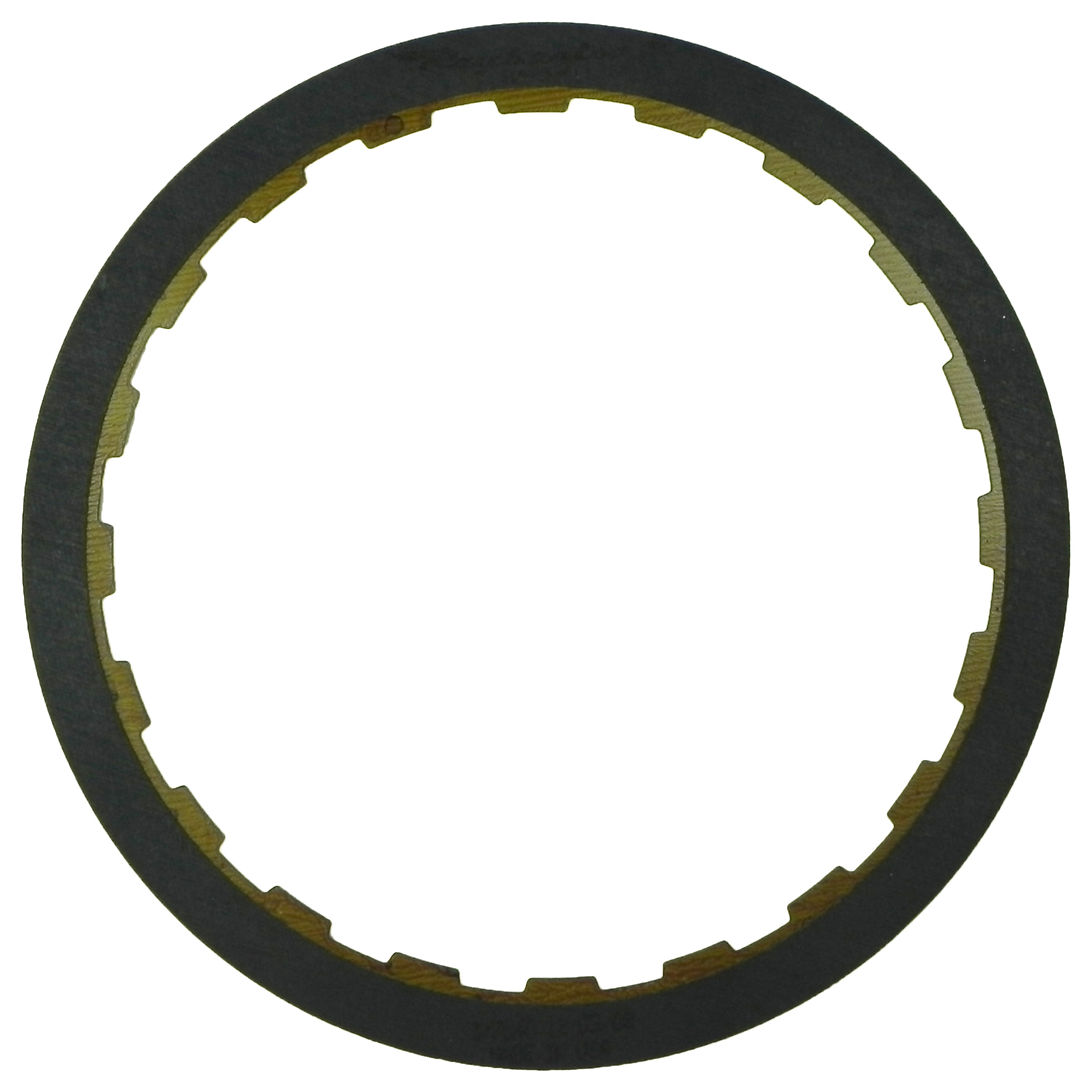 TH700-R4, 4L60, 4L60E, 4L65E, 4L70E GEN 2, Blue Plate Special Friction Clutch Plate