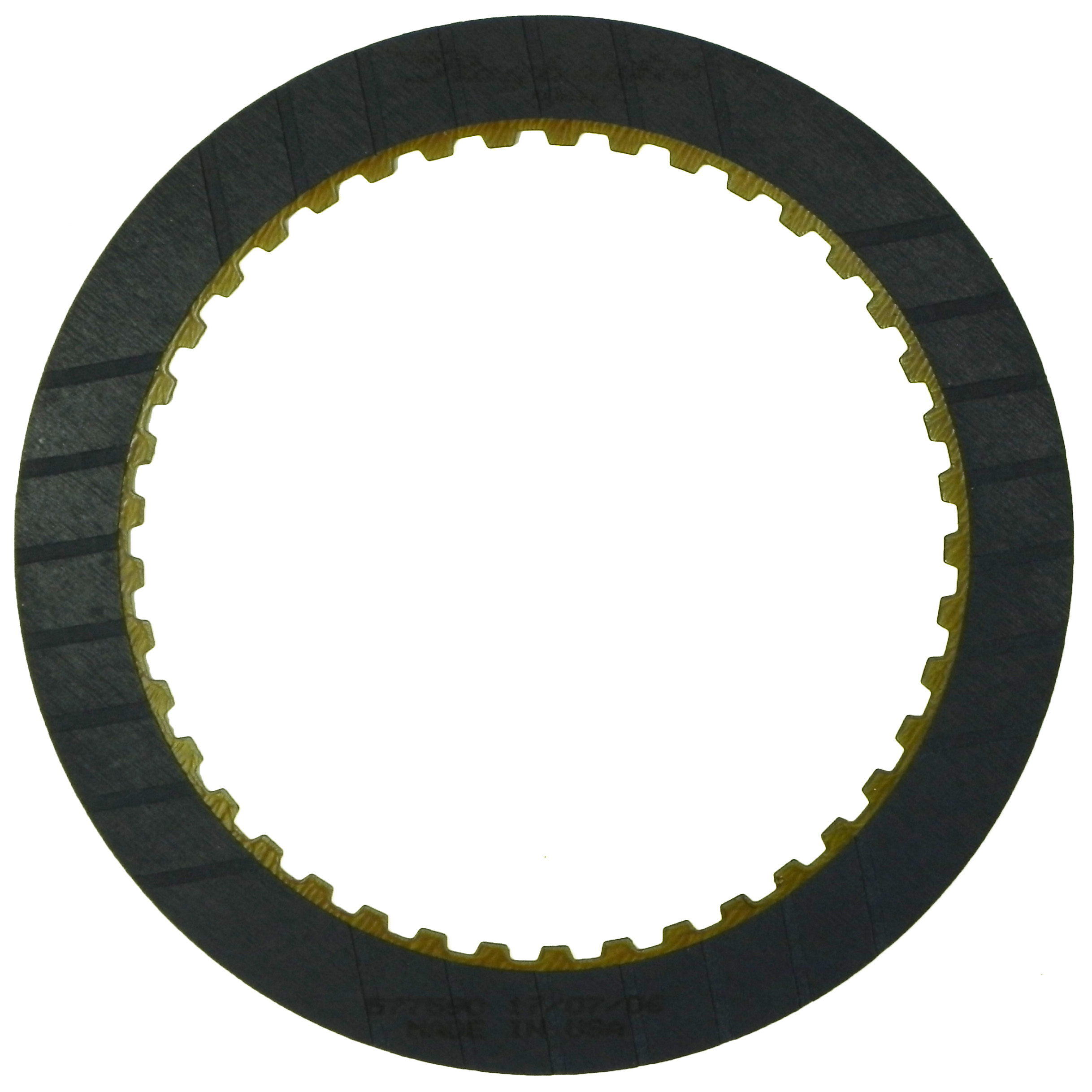 R577590 | 1982-ON Friction Clutch Plate GEN 2, Blue Plate Special Forward GEN 2, Race Product