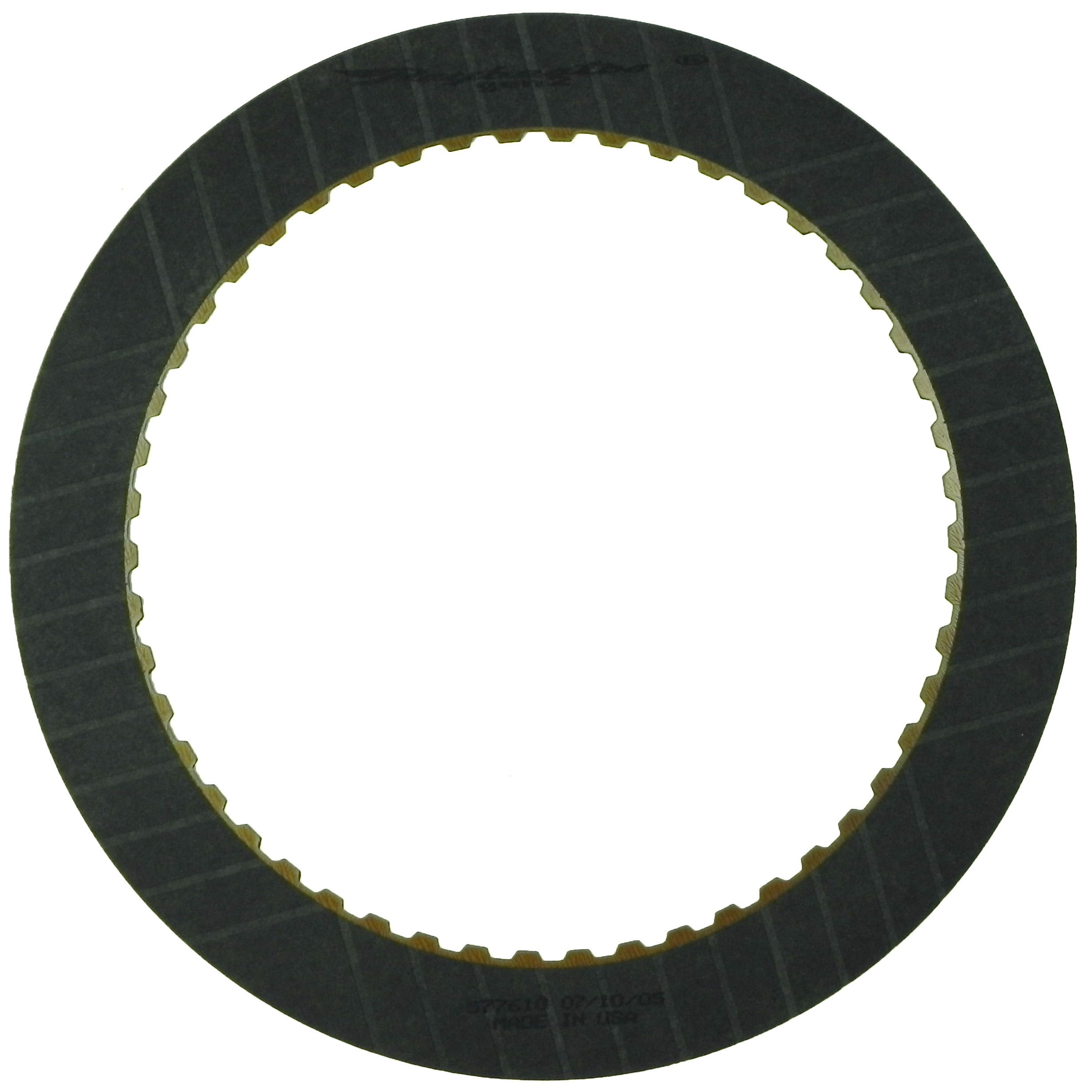 E4OD, 4R100 GEN 2, Blue Plate Special Friction Clutch Plate