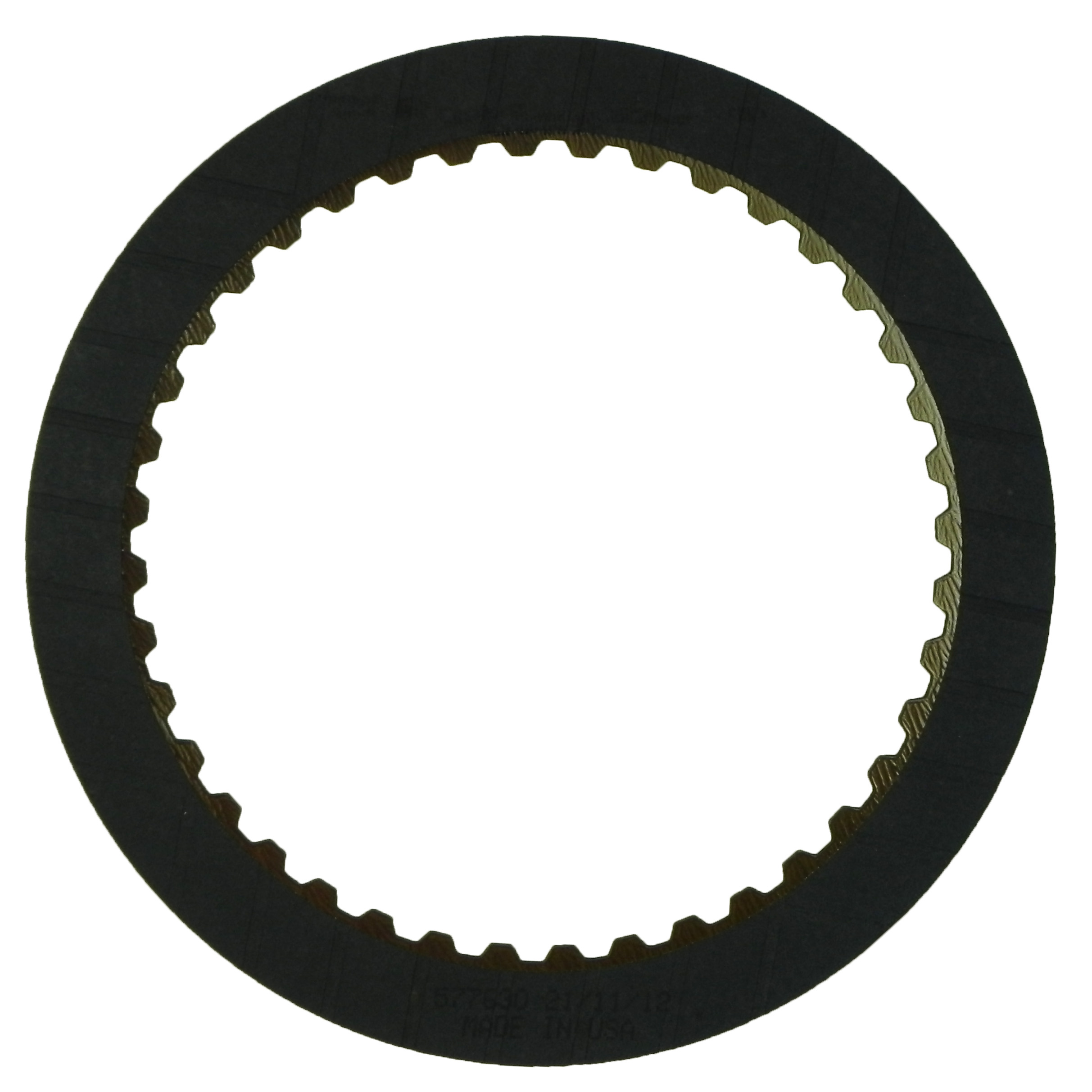 A340E (R4AW3), A340F, A340H (V4AW3), A341E, A343E GEN 2, Blue Plate Special Friction Clutch Plate
