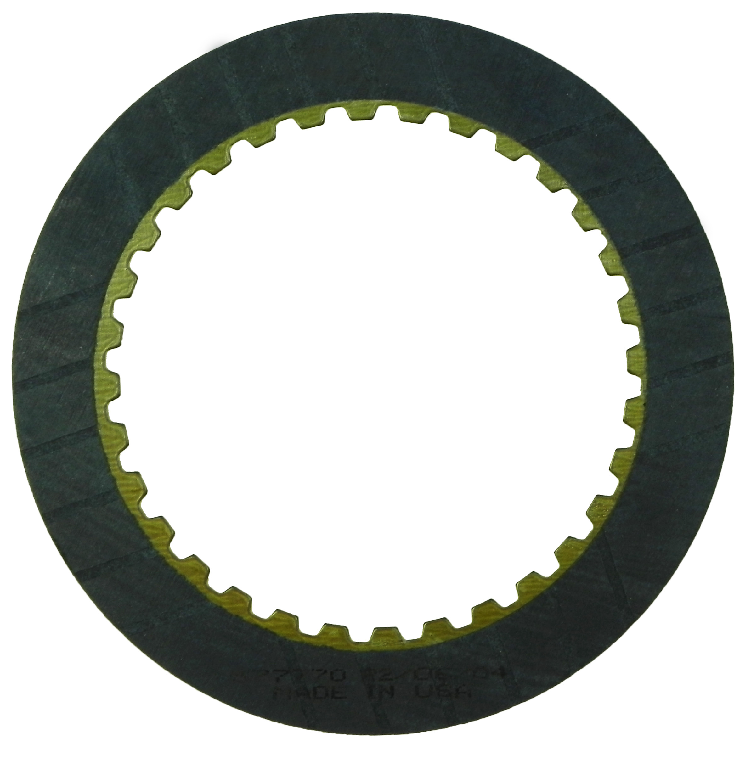 R577770 | 1995-2002 Friction Clutch Plate GEN 2, Blue Plate Special Input GEN 2, Race Product
