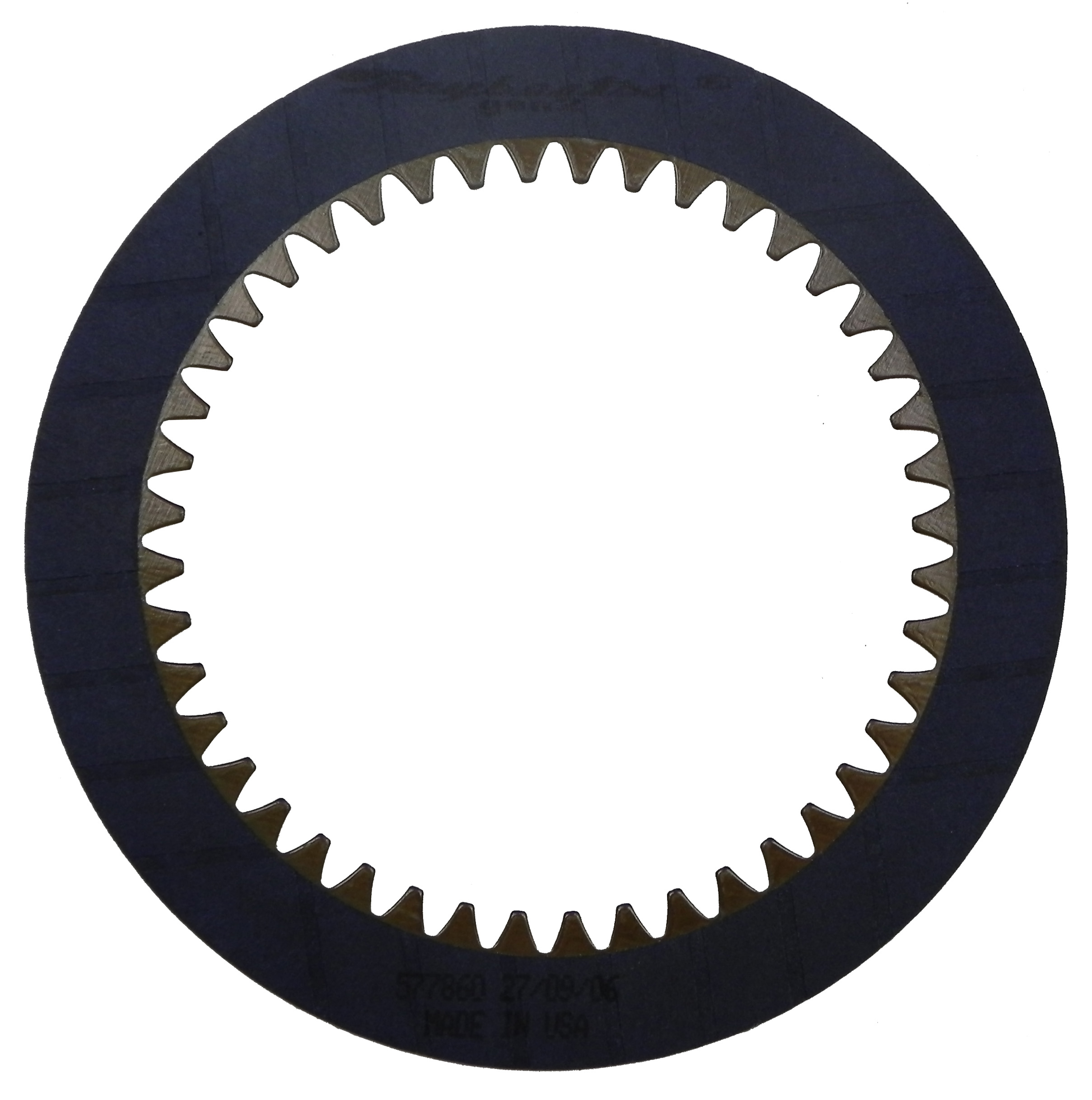 R577860 | 1990-1997 Friction Clutch Plate GEN 2, Blue Plate Special Low Hold, 1st, 2nd, 3rd, 4th GEN 2 Race Product