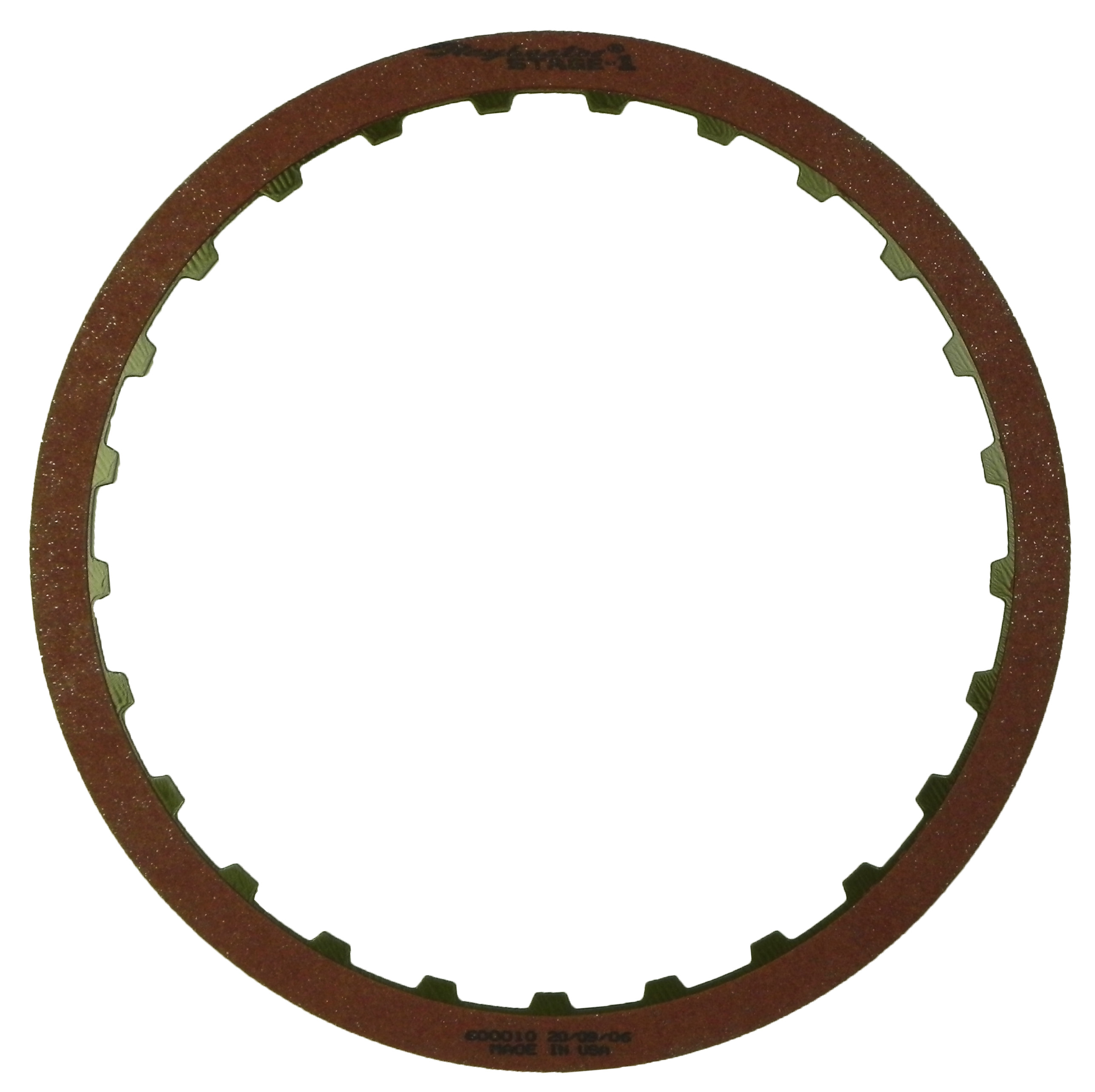 POWERGLIDE Stage-1 Friction Clutch Plate