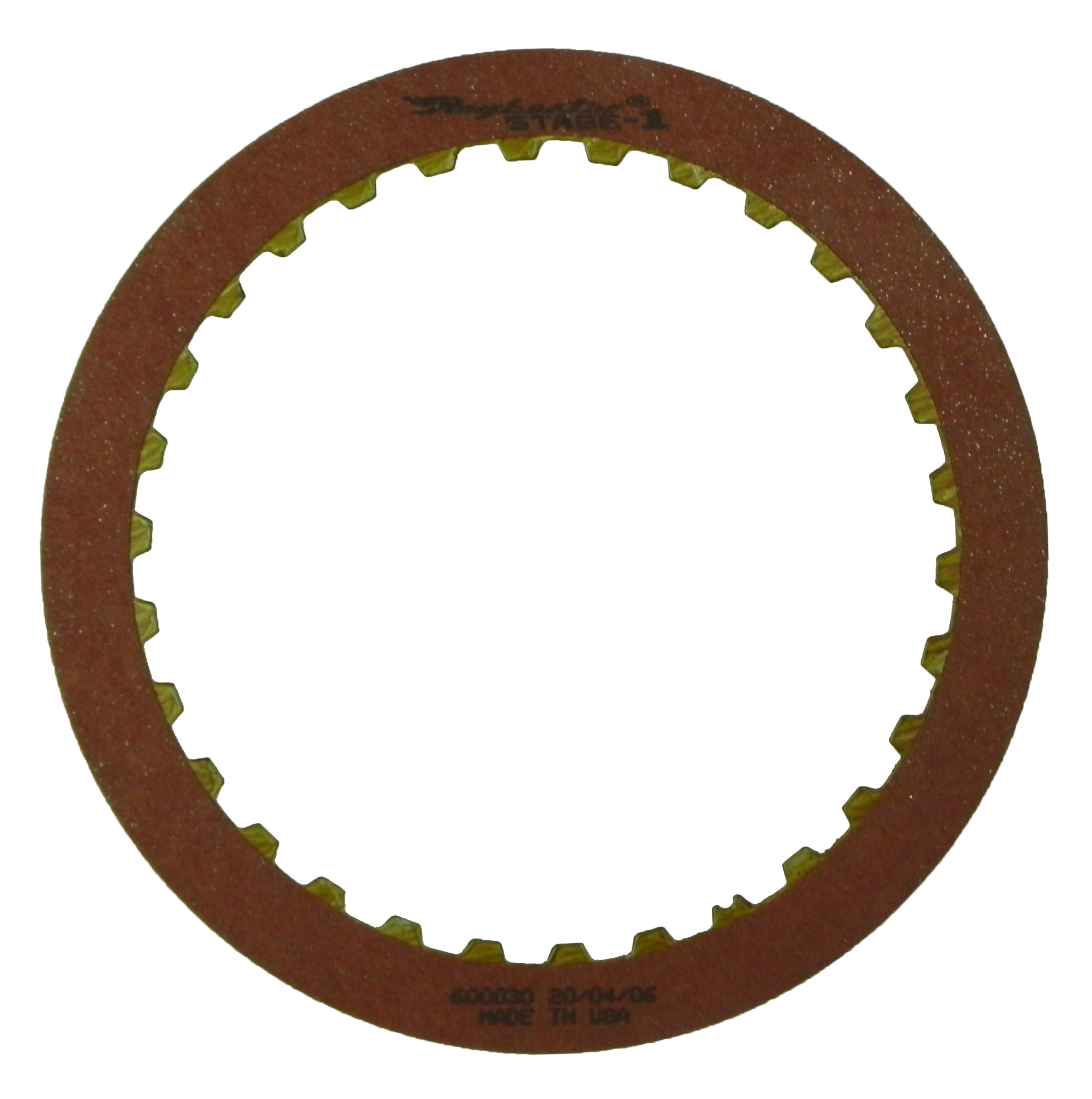 R600030 | 1981-1990 Friction Clutch Plate Stage-1™ Direct, Stage-1™