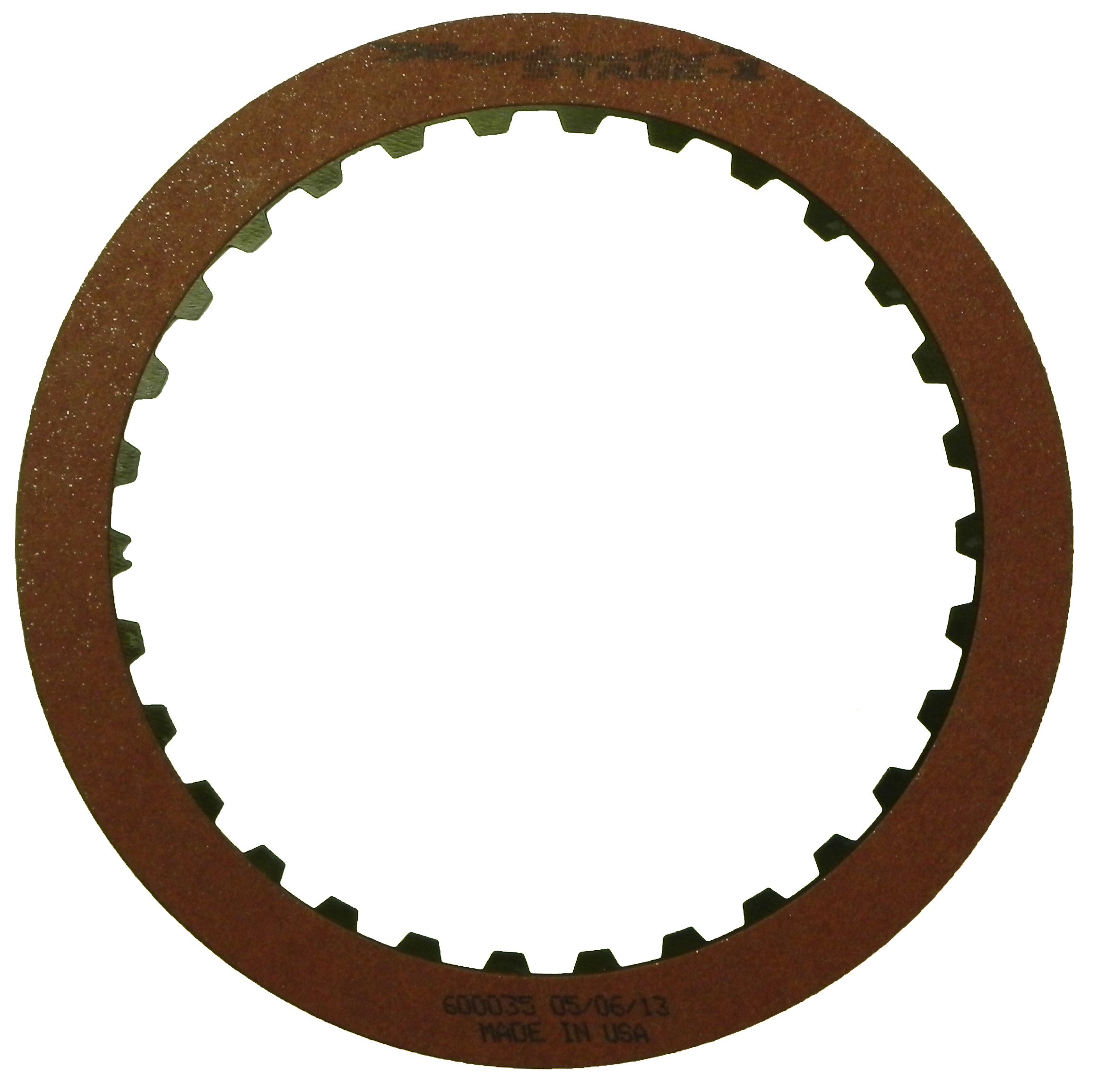 R600035 | 1981-1990 Friction Clutch Plate Stage-1™ Forward, Stage-1™