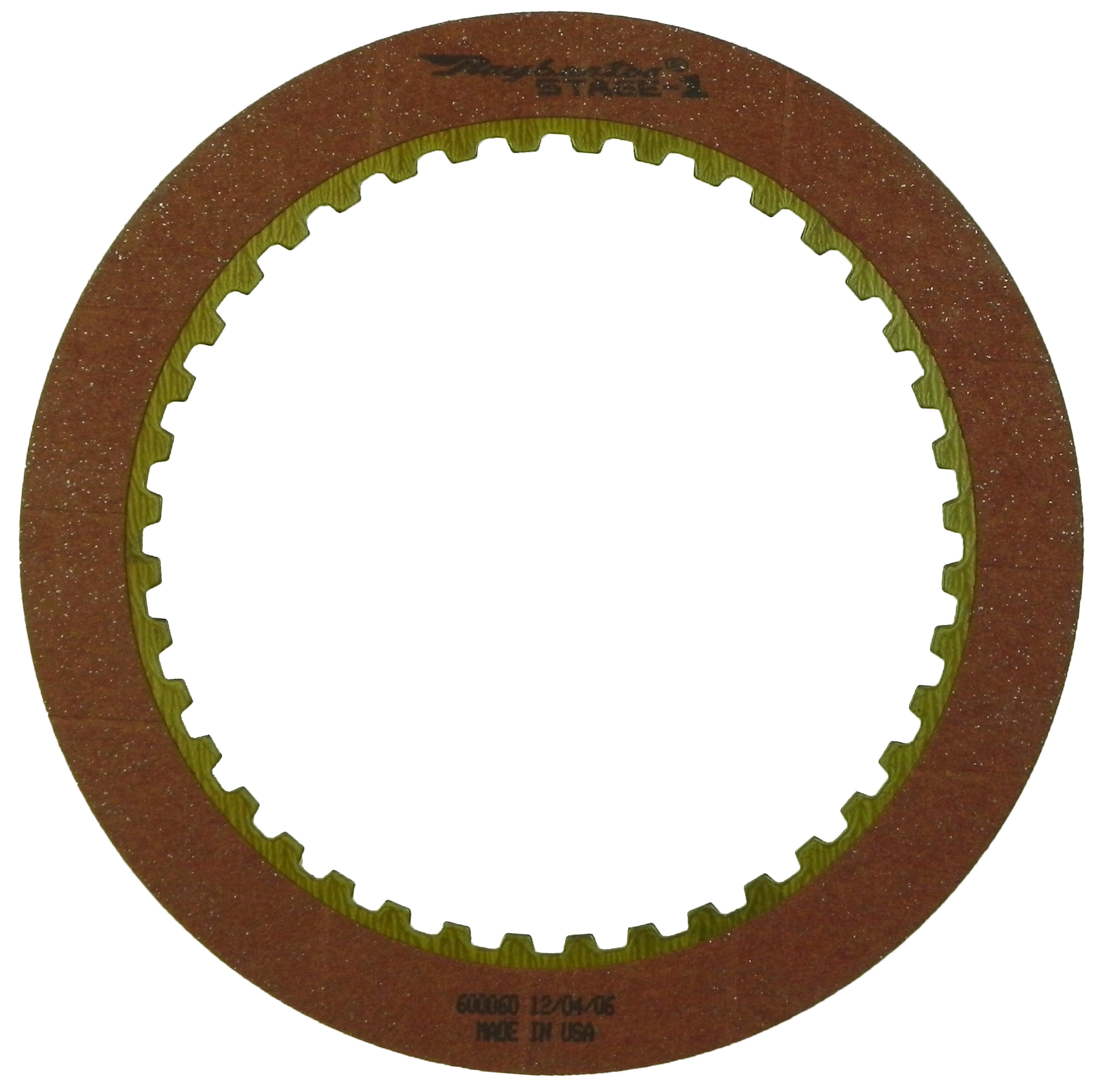 R600060 | 1981-1990 Friction Clutch Plate Stage-1™ Overrun, Stage-1™
