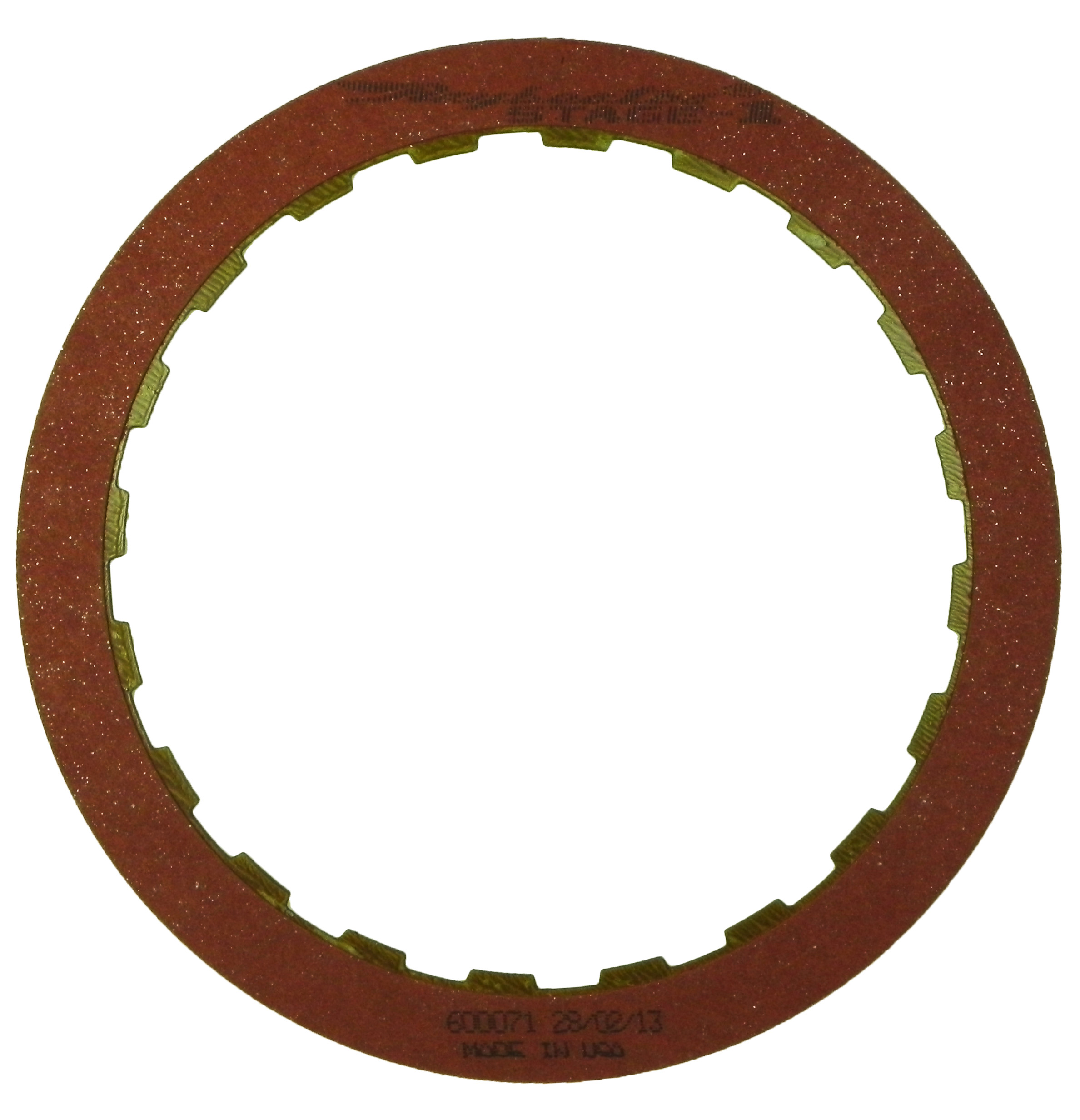 R600071 | 1969-1986 Friction Clutch Plate Stage-1™ Forward, Direct Stage-1™ (No Groove)