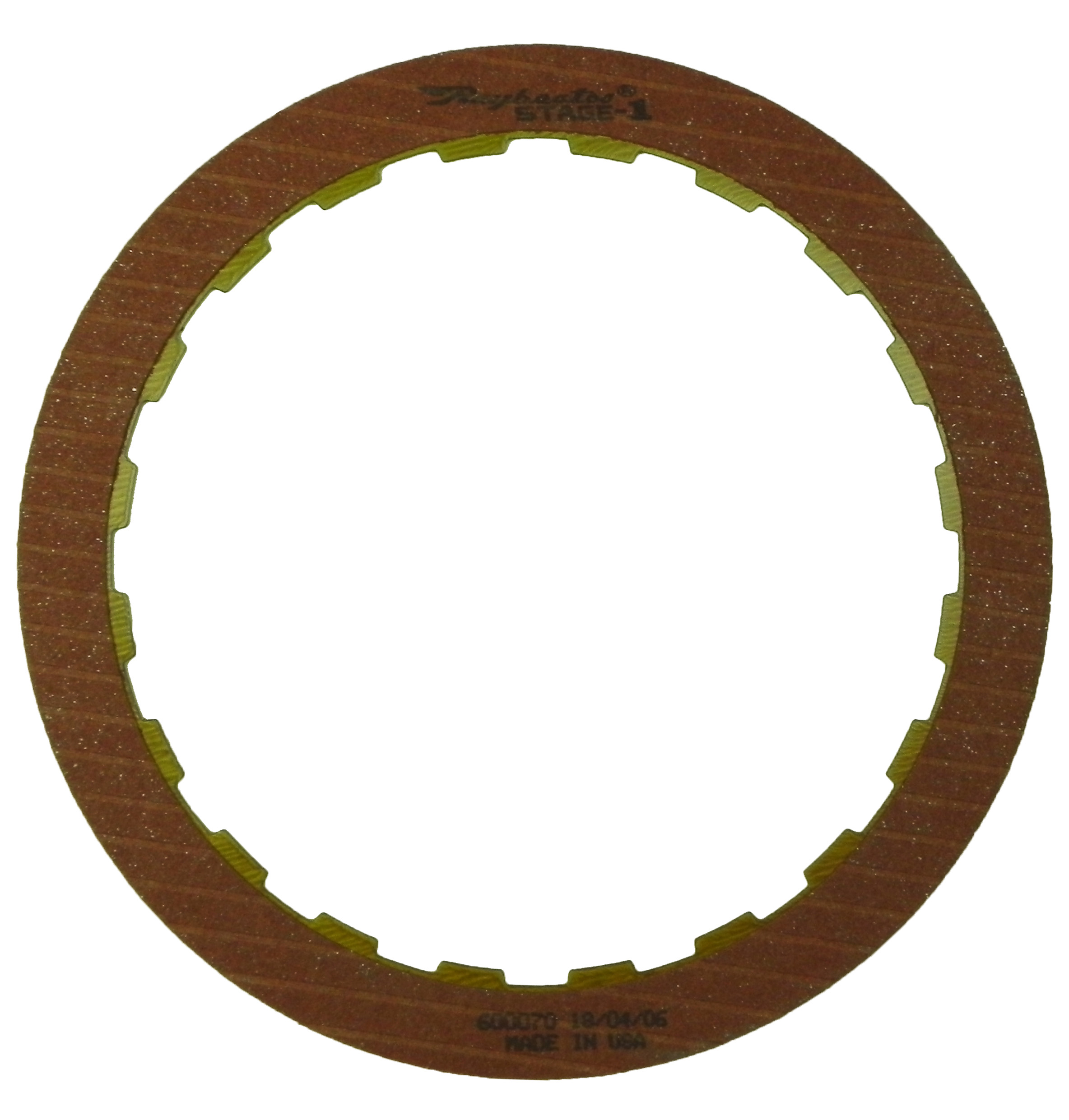 R600070 | 1969-1986 Friction Clutch Plate Stage-1™ Forward, Direct Stage-1™