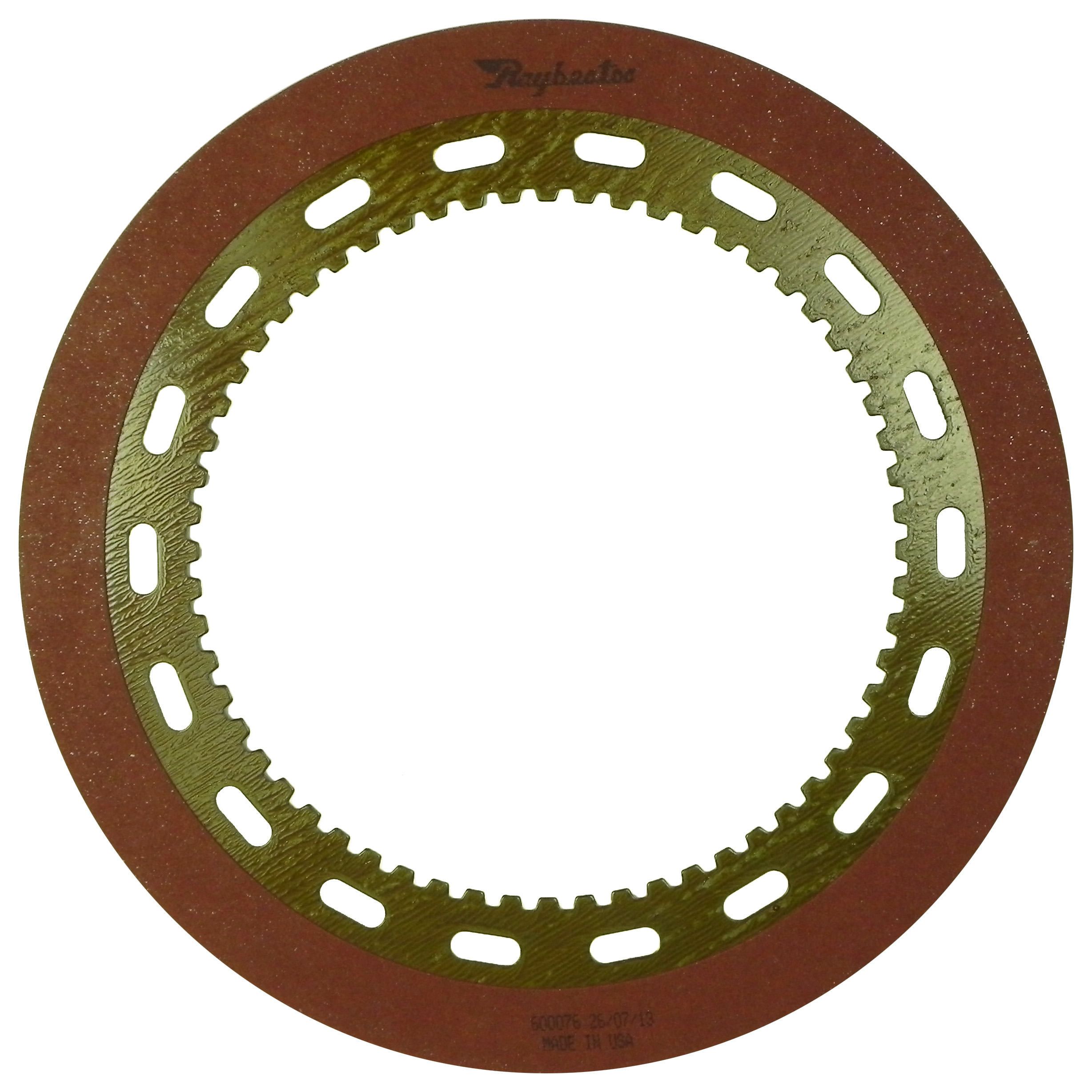 R600076 | 1969-1986 Friction Clutch Plate Stage-1™ Intermediate Stage-1™ (No Grooves)