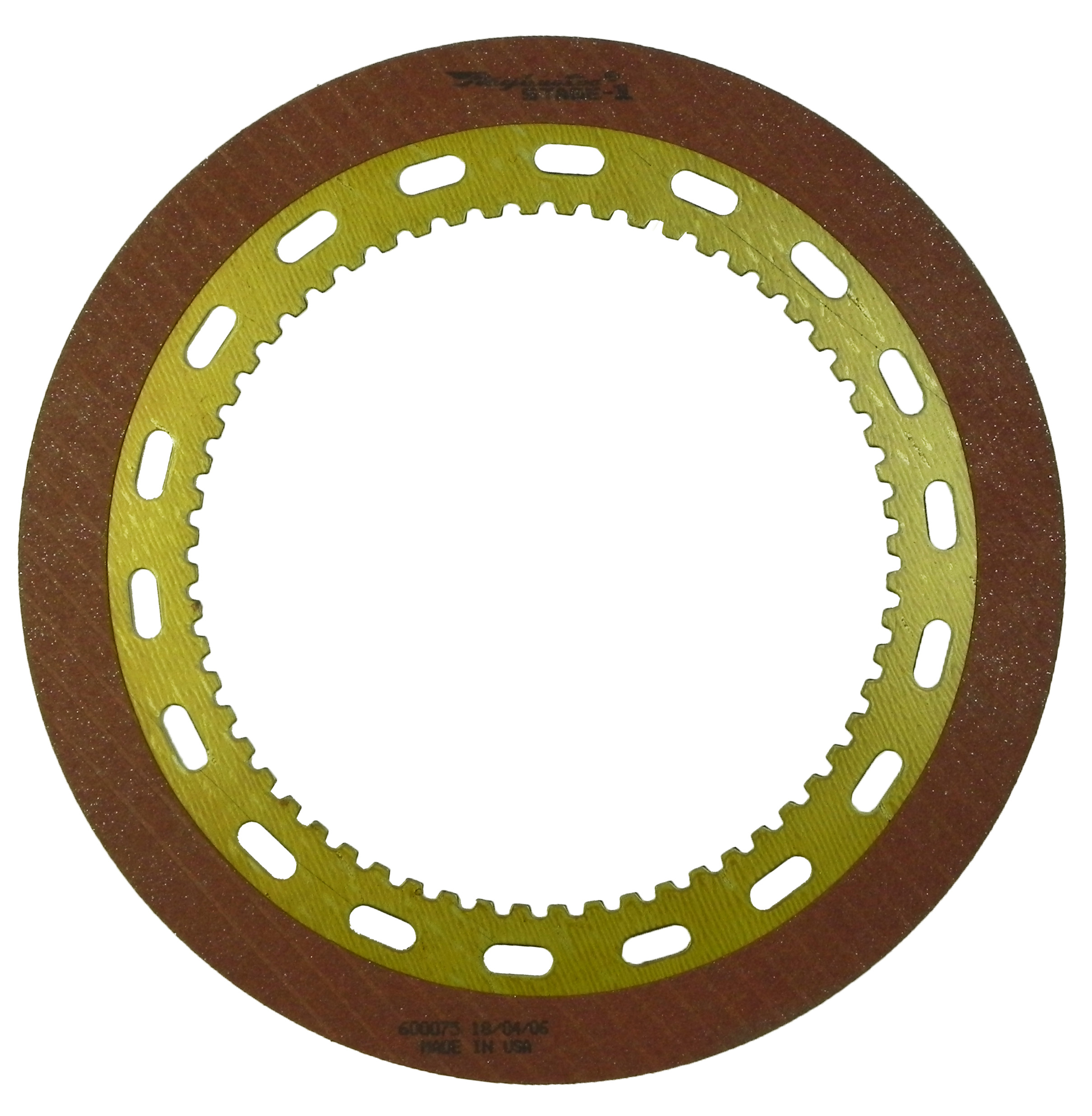 R600075 | 1969-1986 Friction Clutch Plate Stage-1™ Intermediate Stage-1™