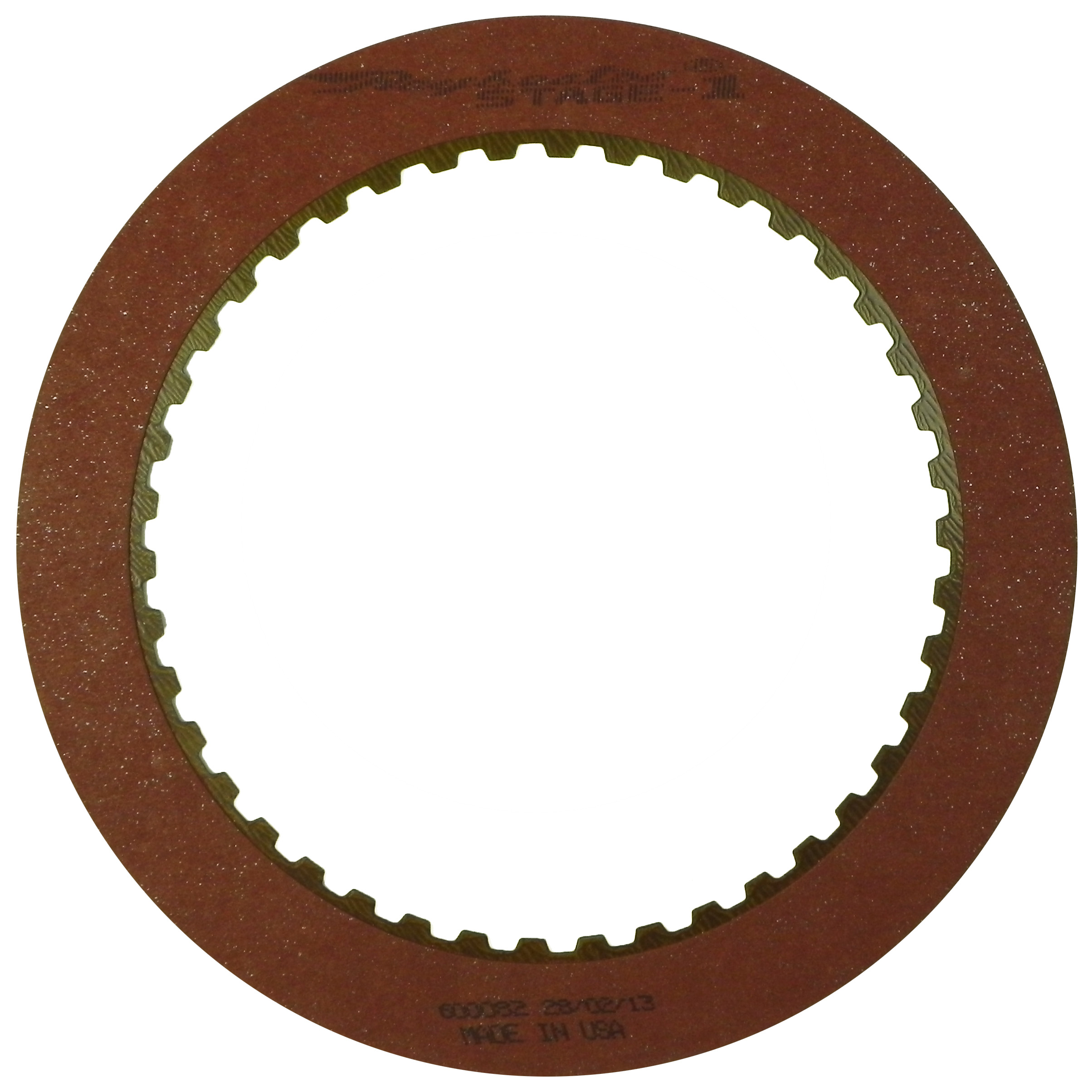 TH400, 3L80, TH400-R2, TH425, THMR2, 3L80HD, TH375, TH475, 4L80E, 4L85E Stage-1 Friction Clutch Plate