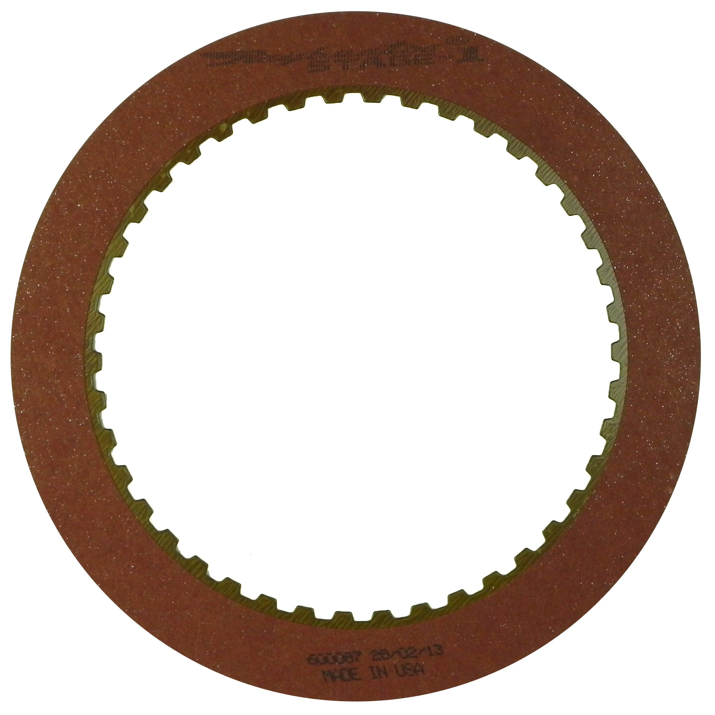 "R600087 | 1964-1998 Friction Clutch Plate Stage-1™ Forward, Direct, Stage-1™ (No Grooves) (.062"")"