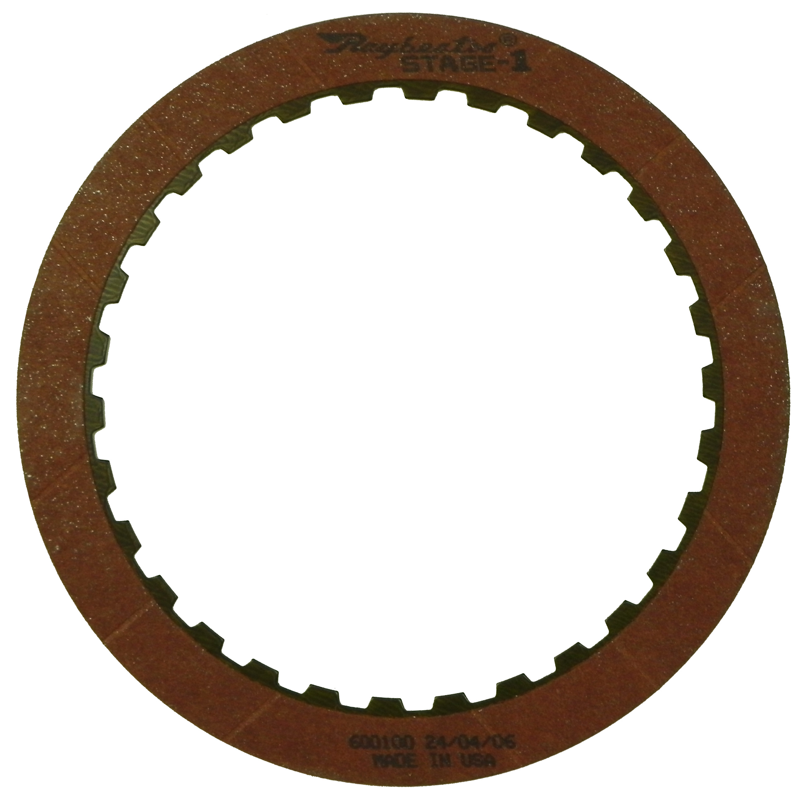 R600100 | 1995-ON Friction Clutch Plate Stage-1™ Forward, Stage-1™