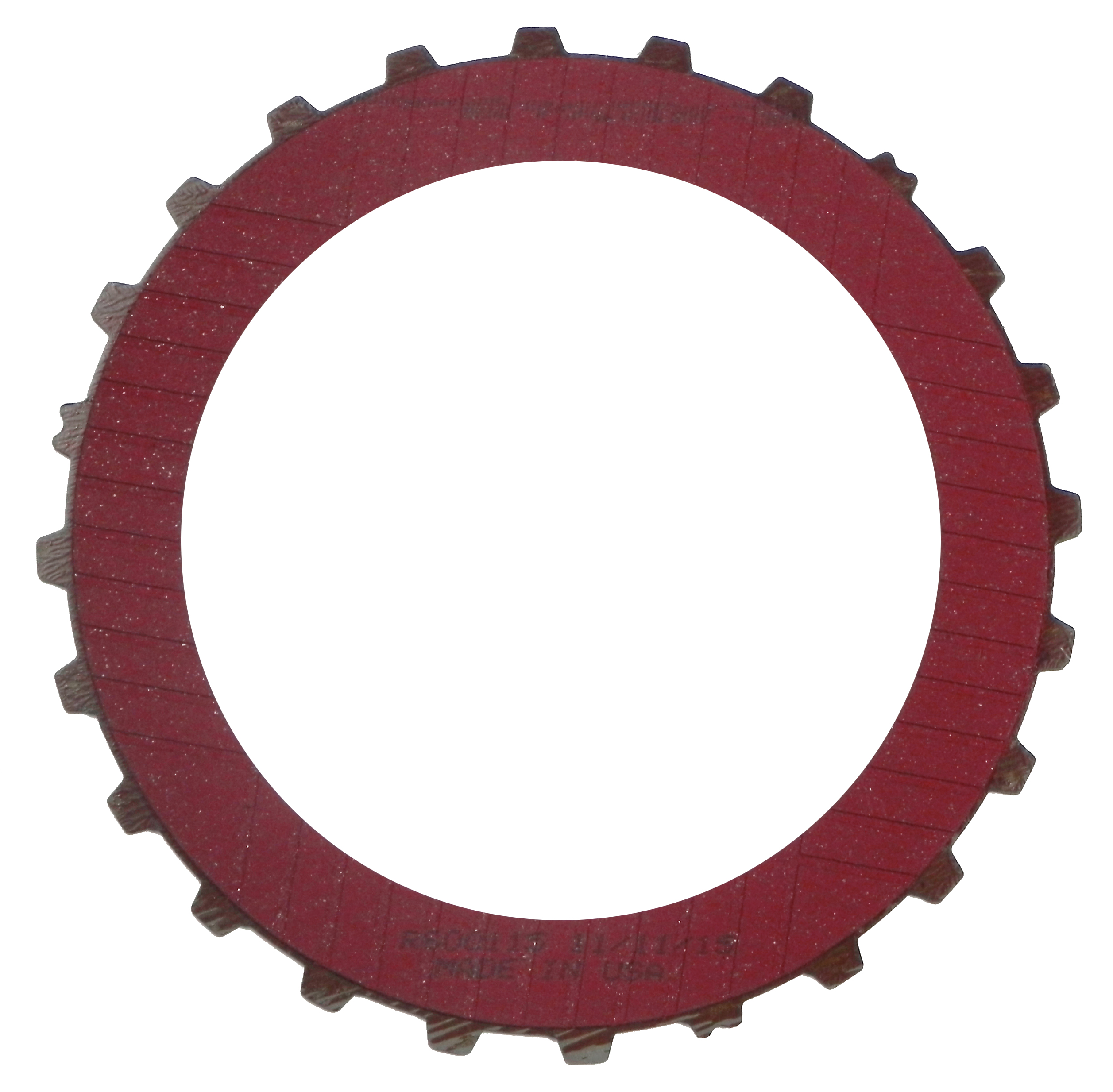 722.6 (96-ON), NAG1 (W5A380) (04-ON) Stage-1™ Friction Clutch Plate